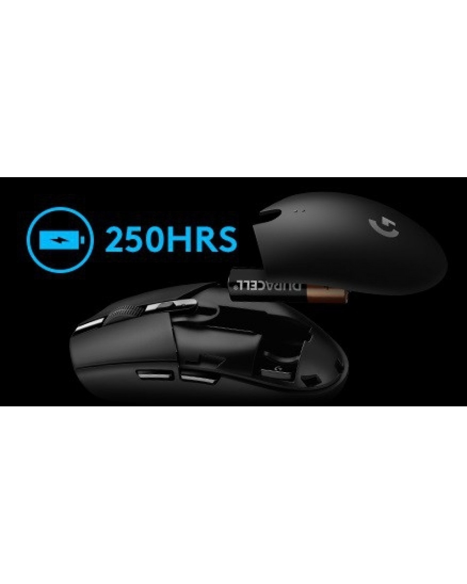 Miš Logitech G305 Wireless - Black