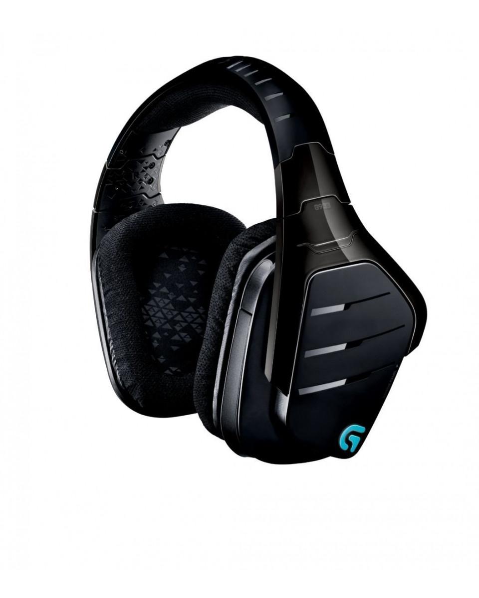Slušalice Logitech G933 Artemis Spectrum Wireless