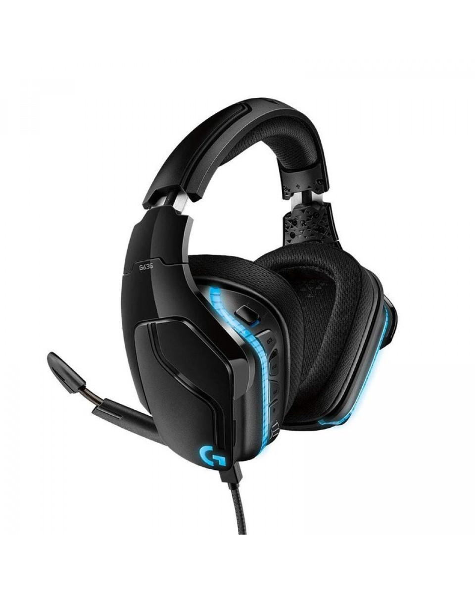 Slušalice Logitech G635 7.1