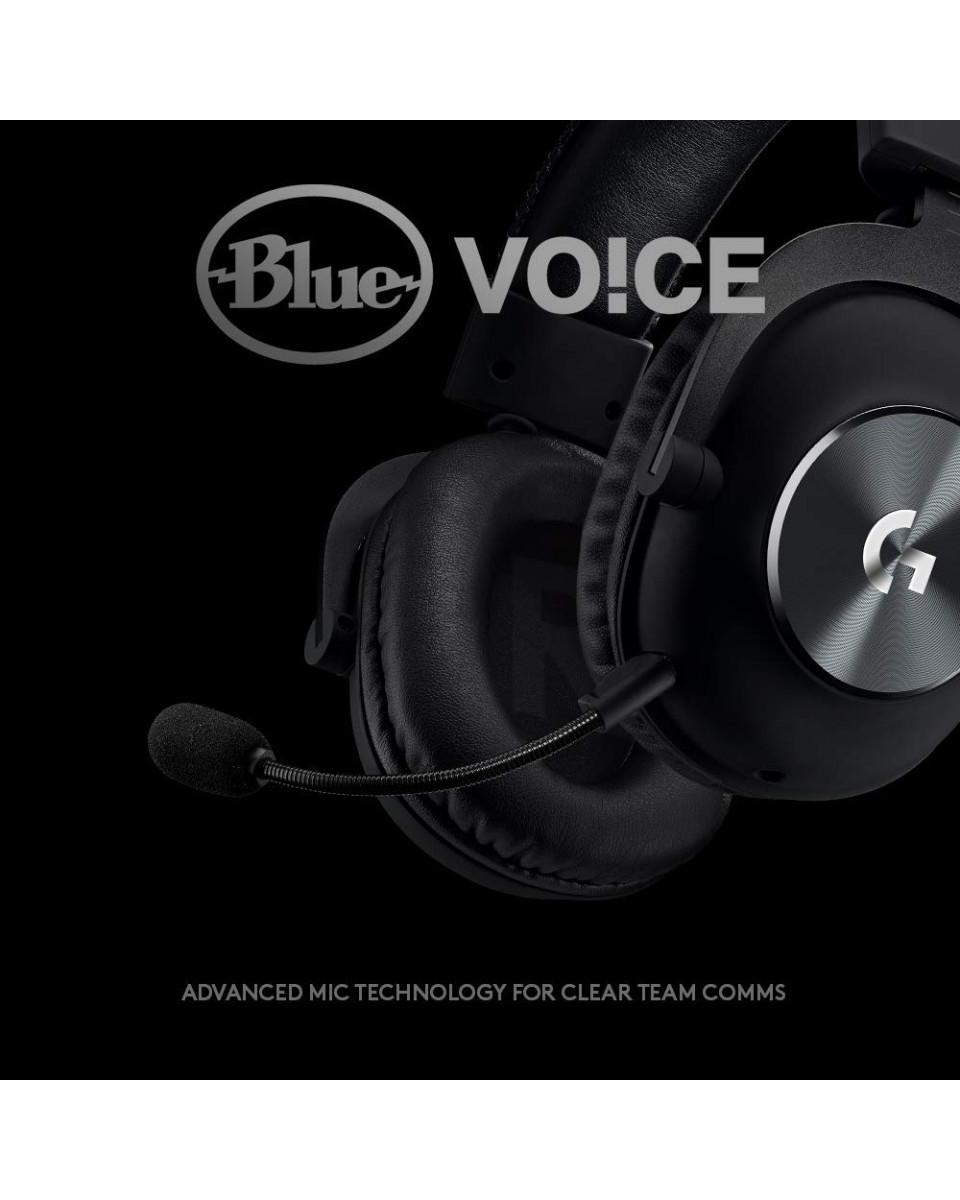 Slušalice Logitech PRO X