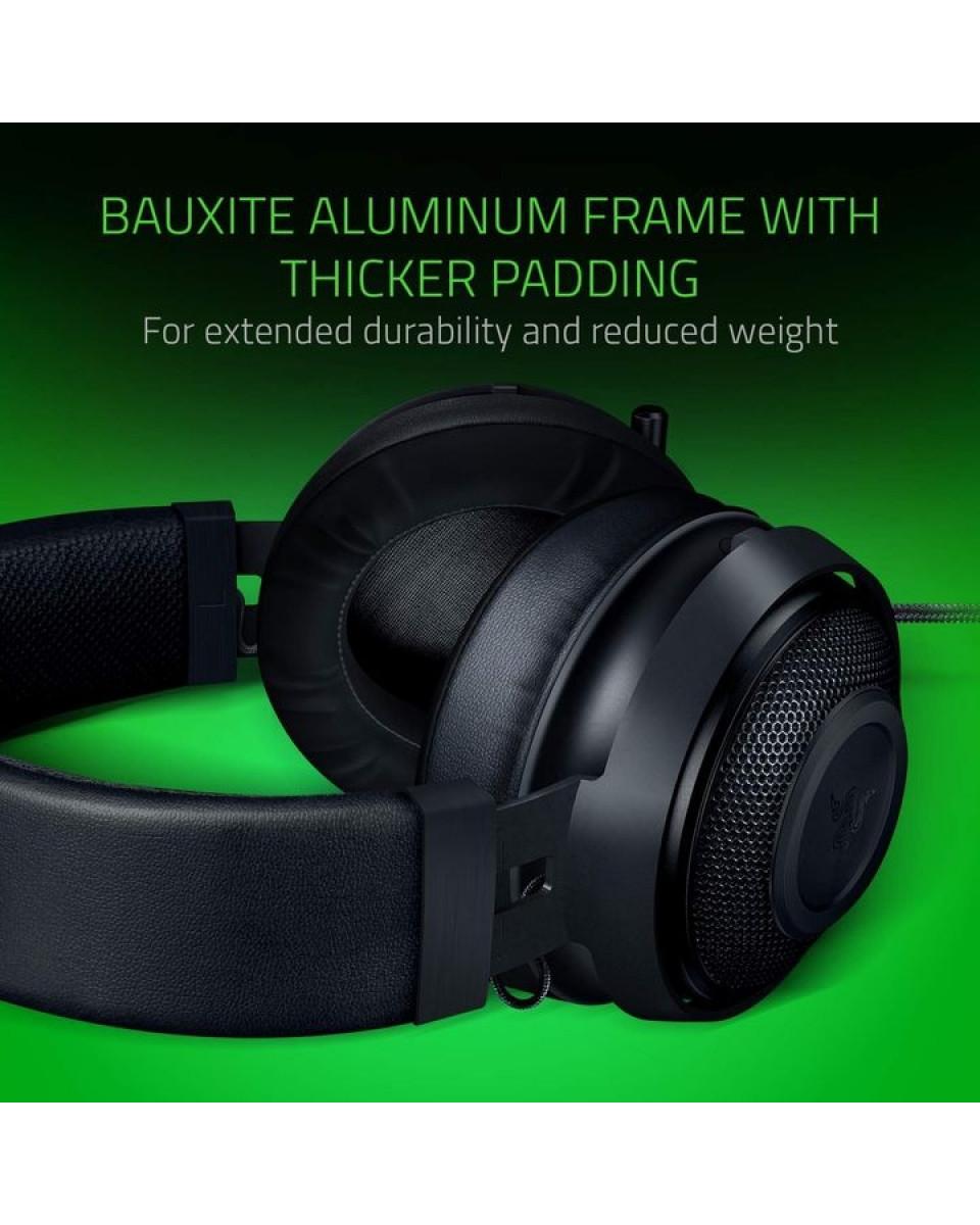 Slušalice Razer Kraken Oval Black