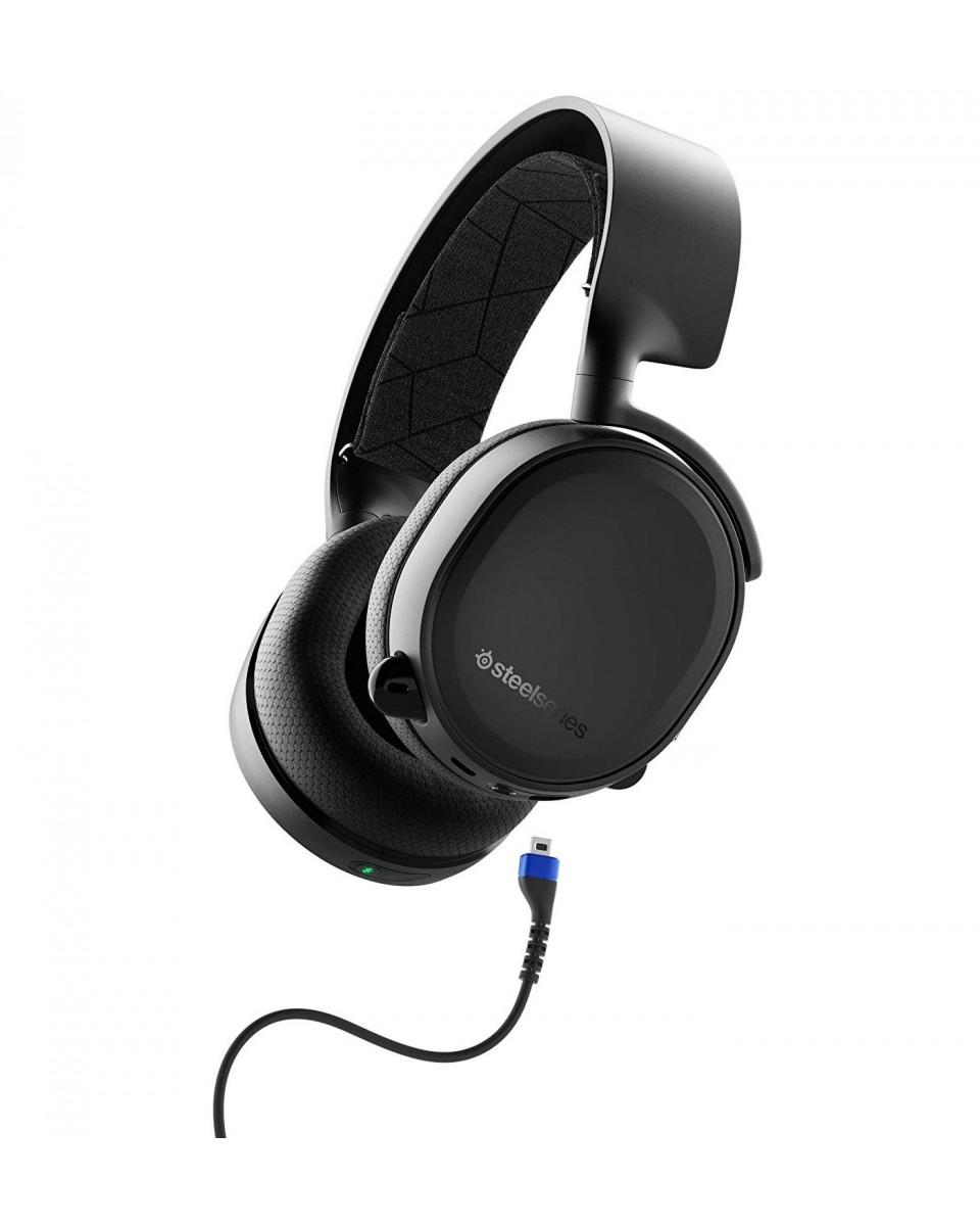 Slušalice Steelseries Arctis 3 Bluetooth - Black