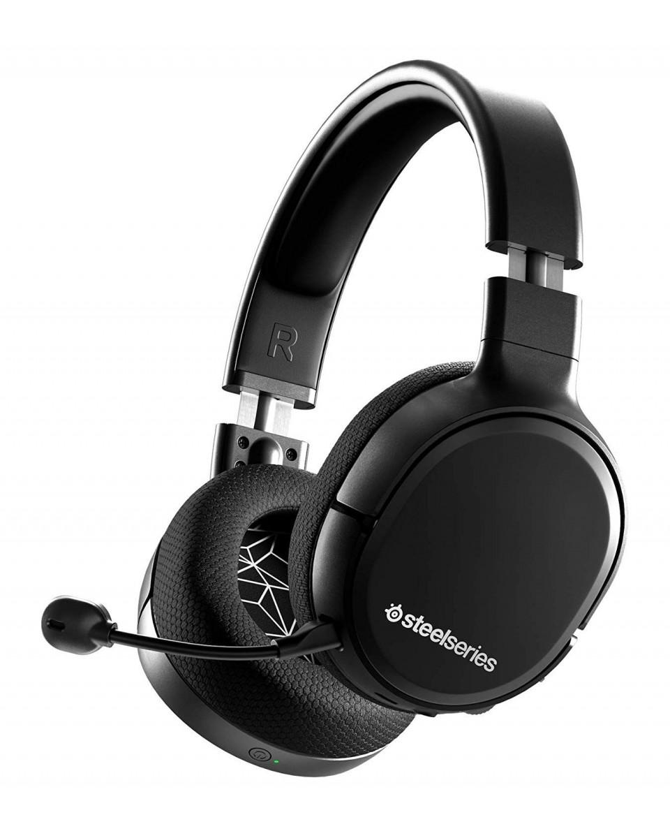Slušalice Steelseries Arctis 1 Wireless - Black