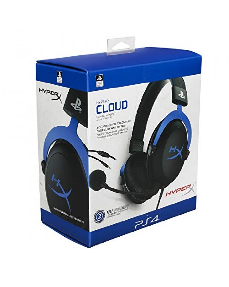 Slušalice HyperX Cloud Playstation 4