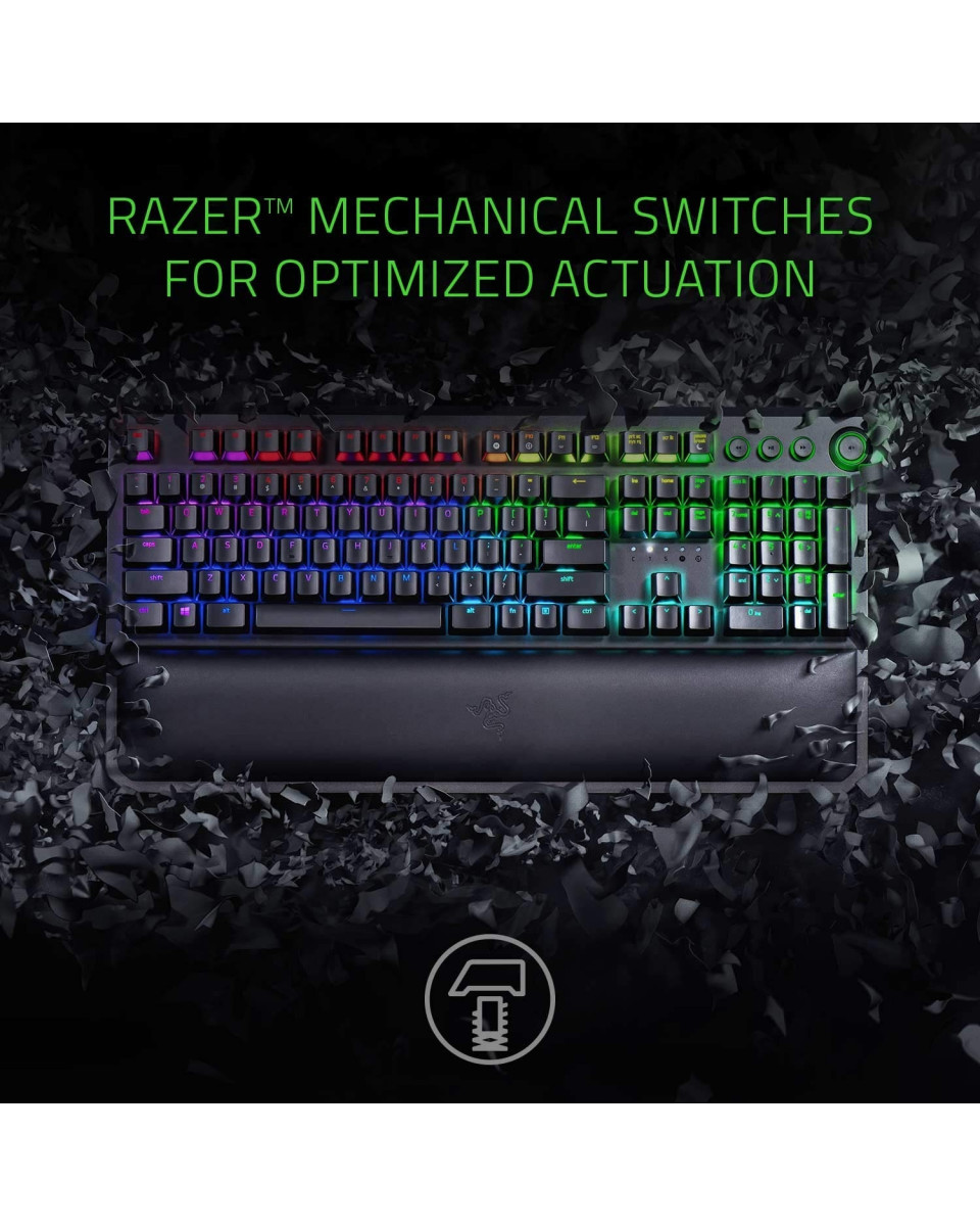 Tastatura Razer BlackWidow Elite - Green Switch