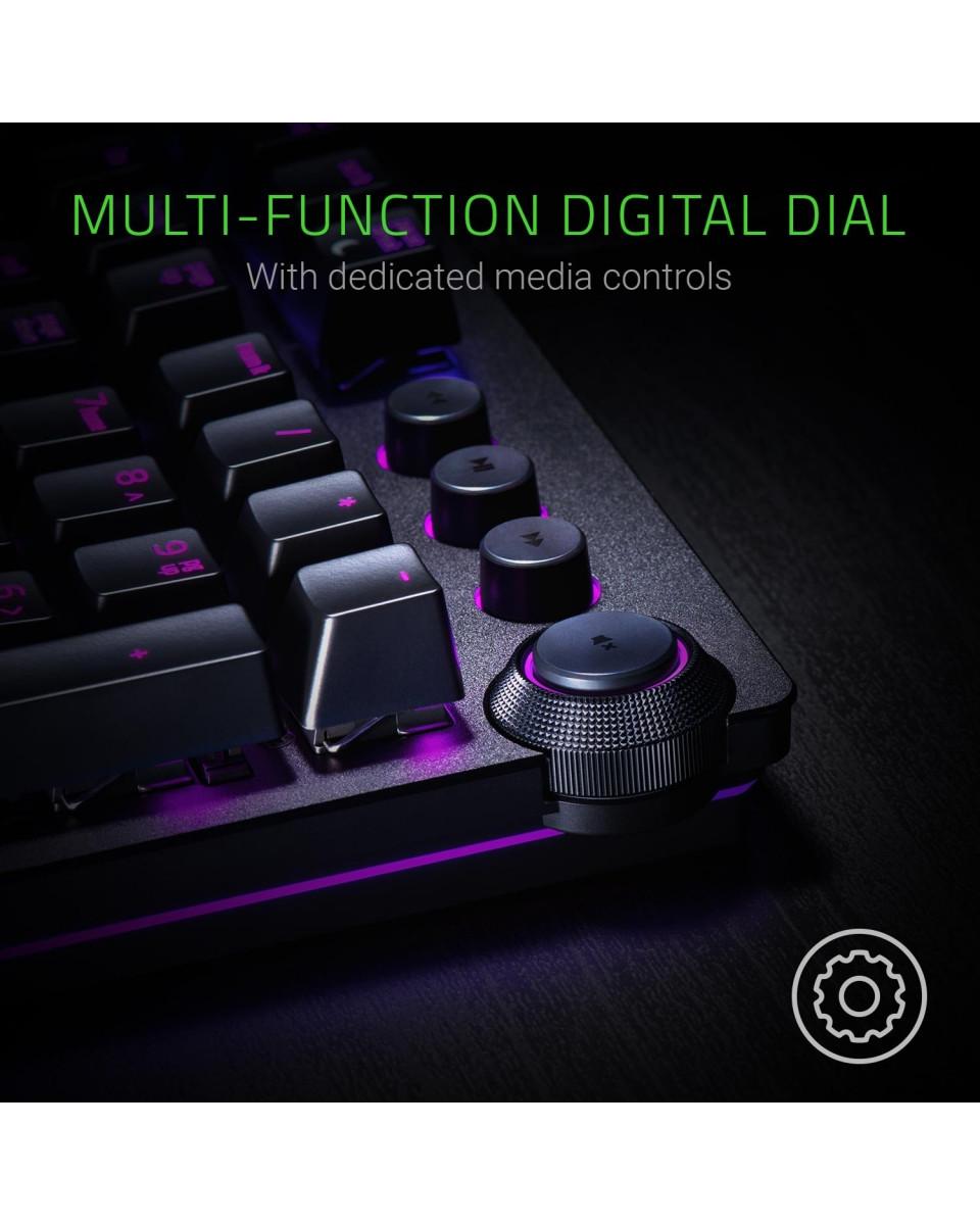 Tastatura Razer Huntsman Elite Opto Mechanical - Red switch