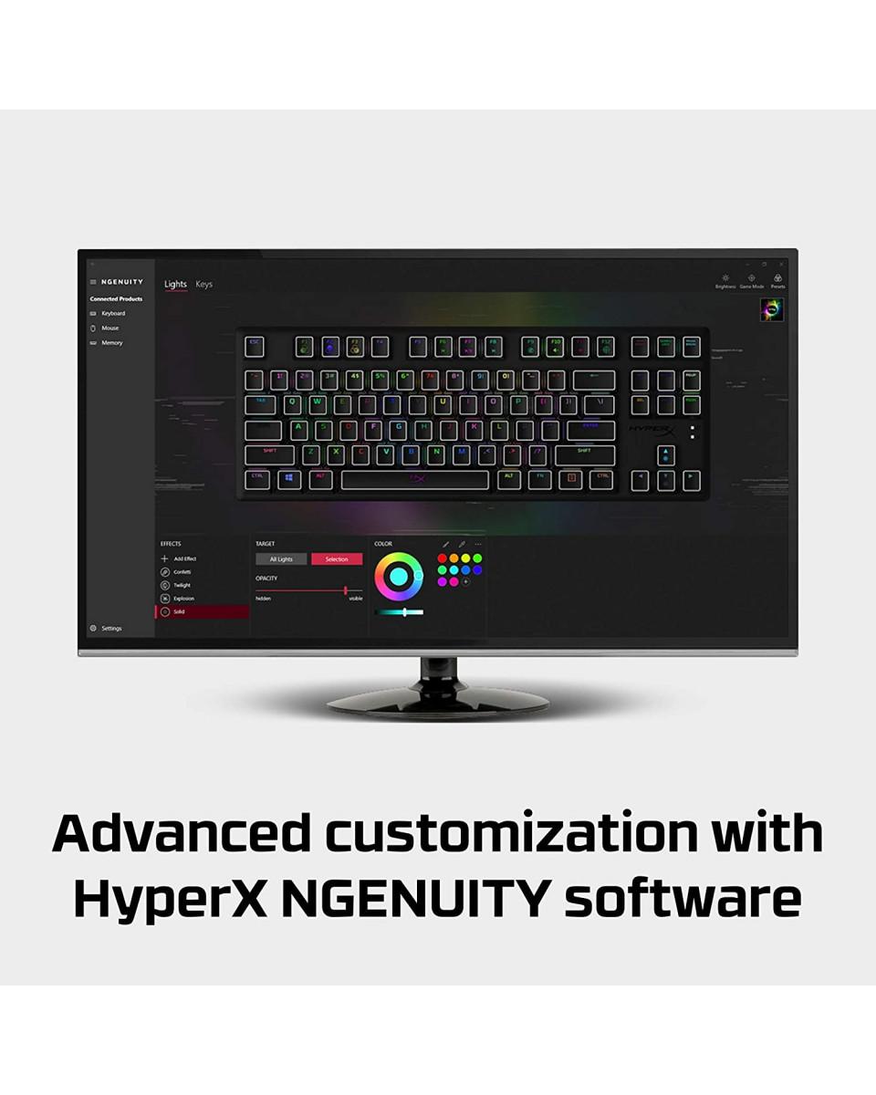 Tastatura HyperX Alloy Origins Core - Aqua Tactile