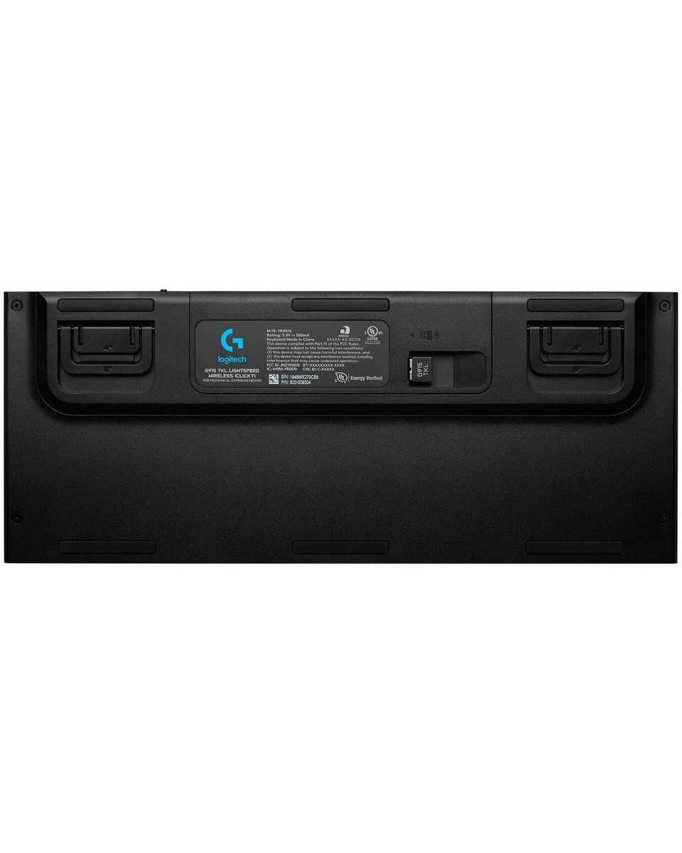 Tastatura Logitech G915 TKL Lightspeed - GL Linear
