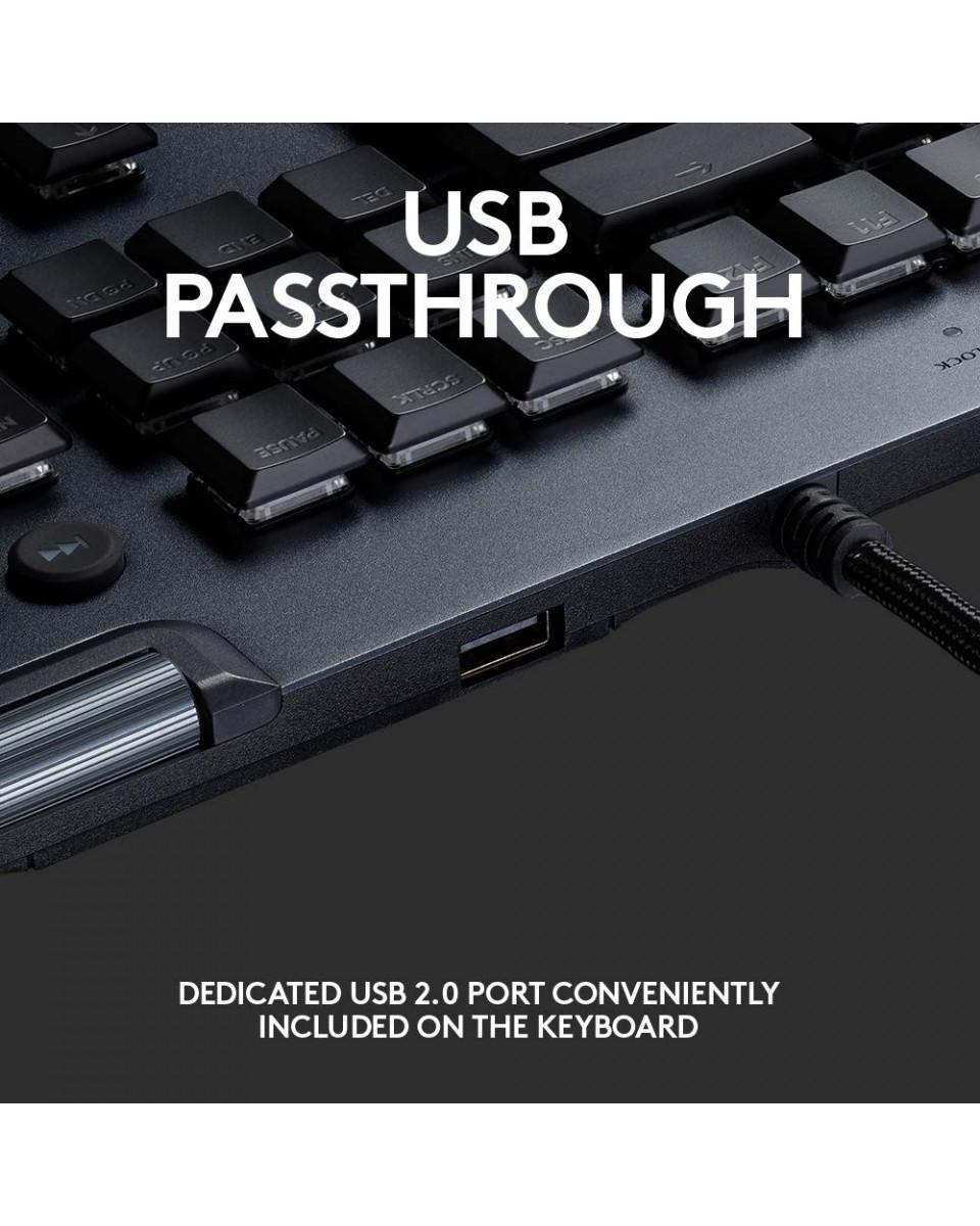 Tastatura Logitech G815 Lightspeed - GL Linear