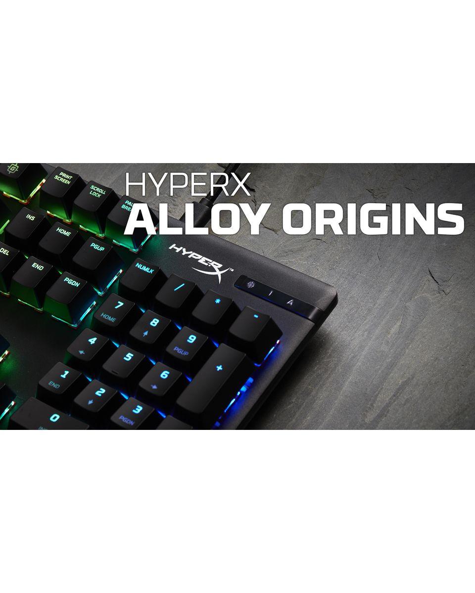 Tastatura HyperX Alloy Origins