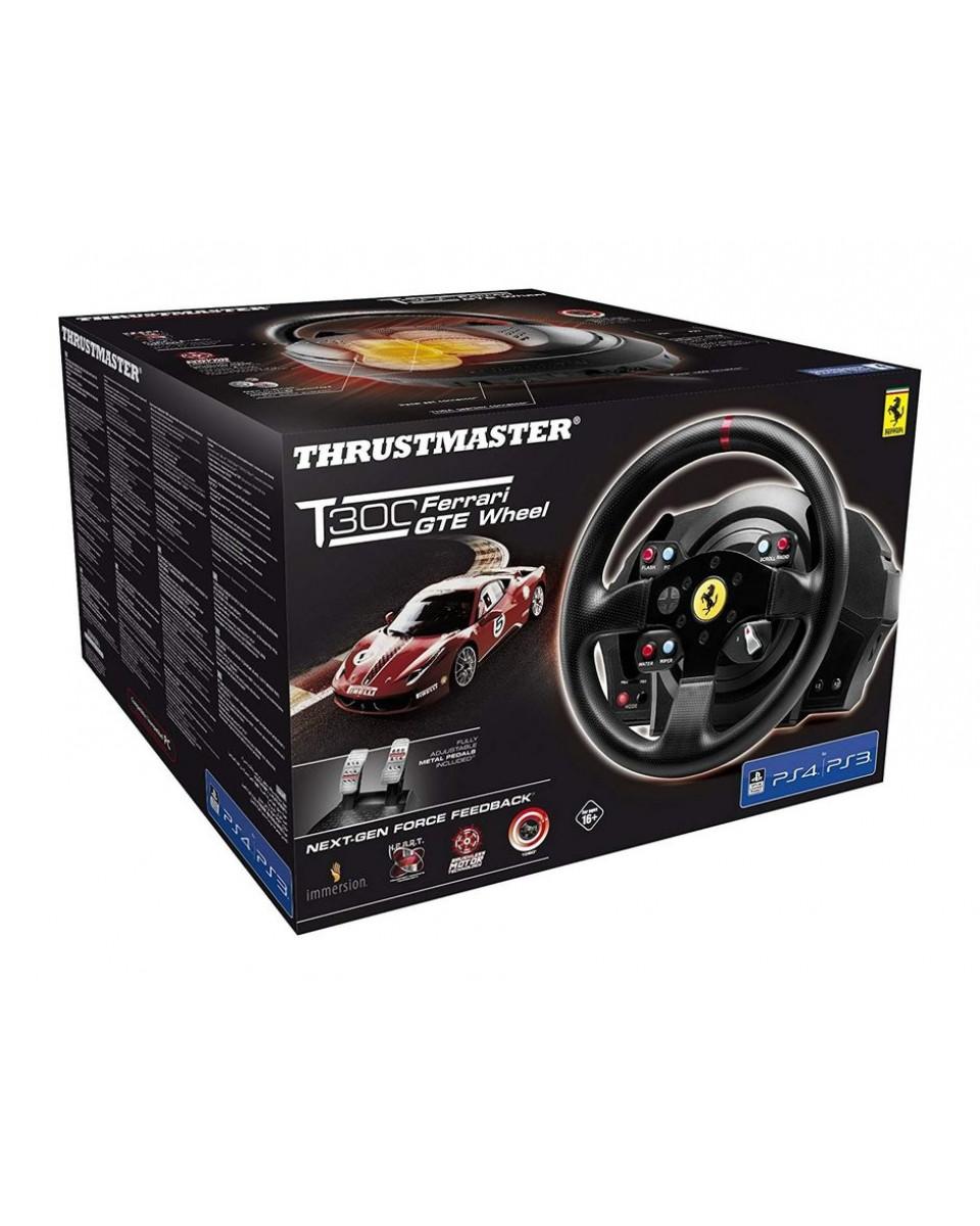Volan Thrustmaster T300RS Ferrari GTE