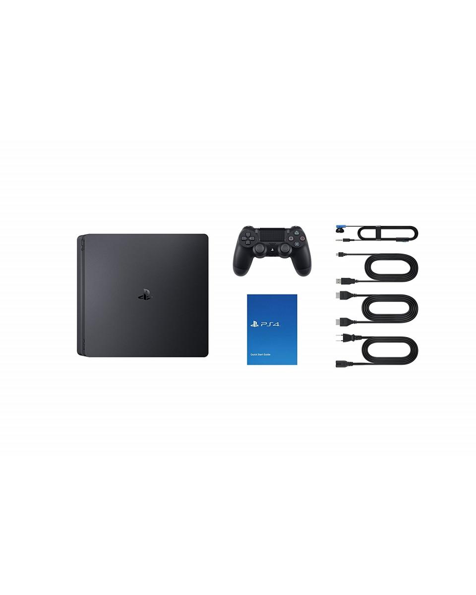 Konzola Sony Playstation 4 PS4 500GB Black Slim