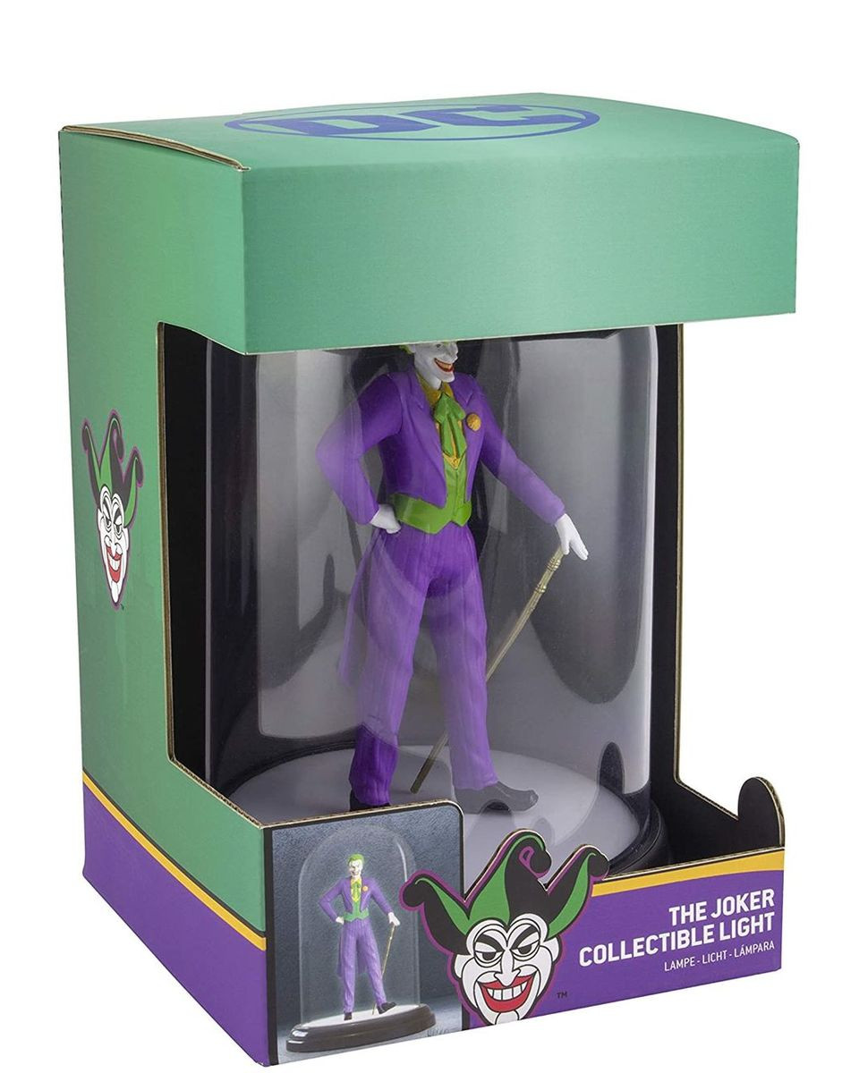 Lampa Batman Collectable - The Joker
