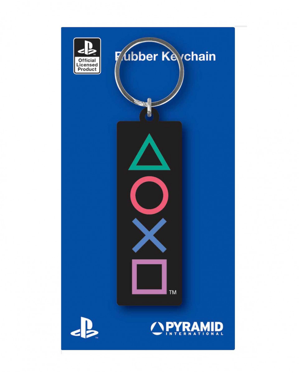 Privezak Sony PlayStation - Shapes