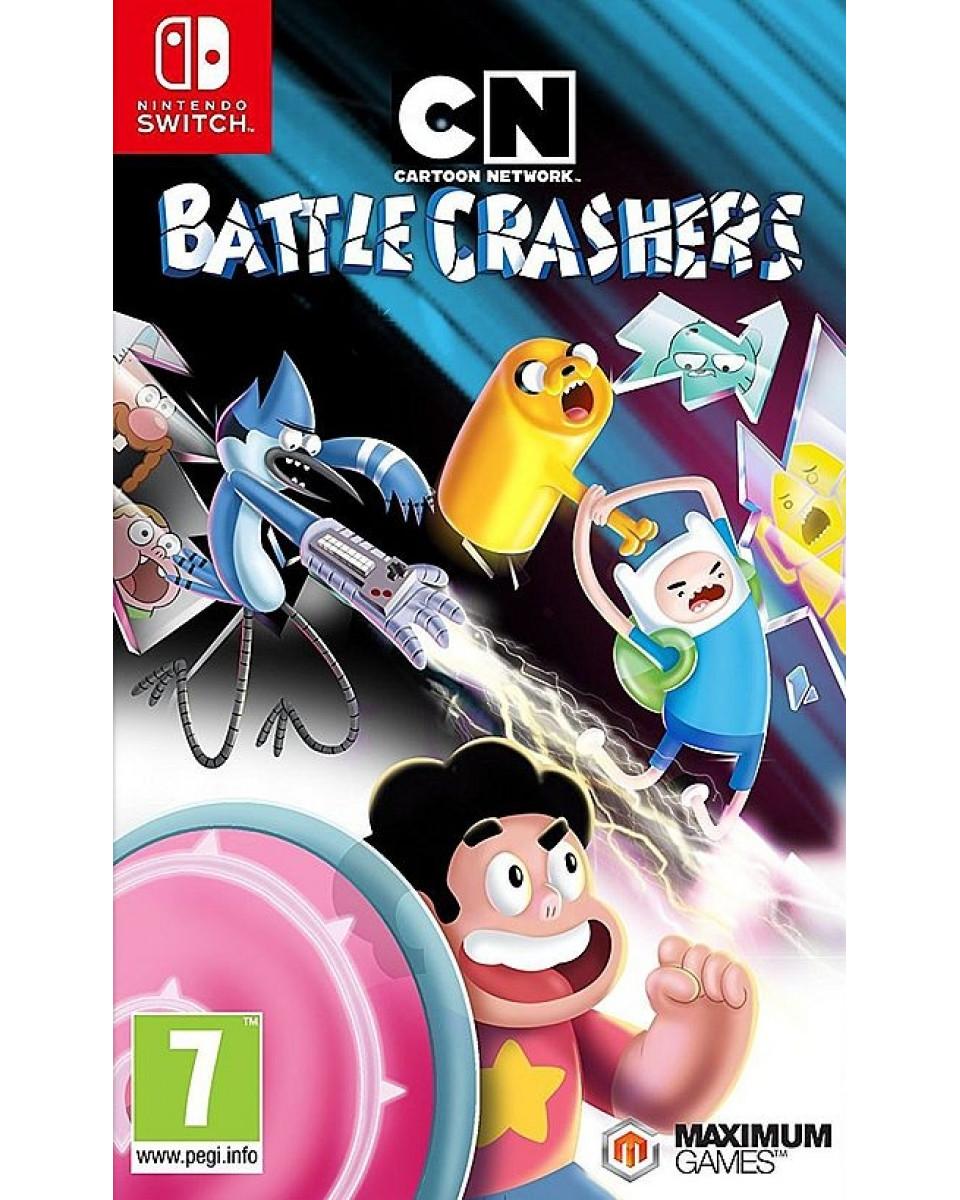 Switch Cartoon - Network Battle Crashers