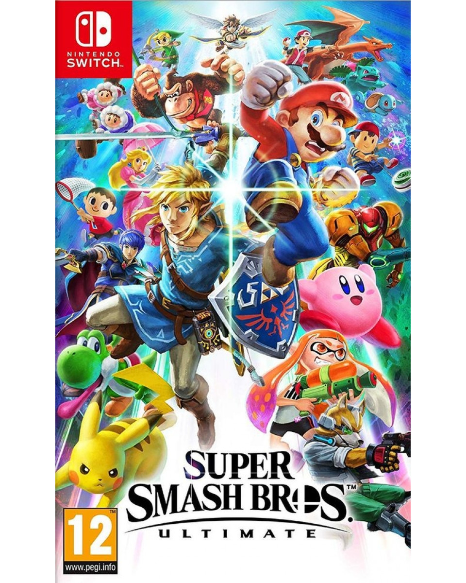 Switch Super Smash Bros. Ultimate