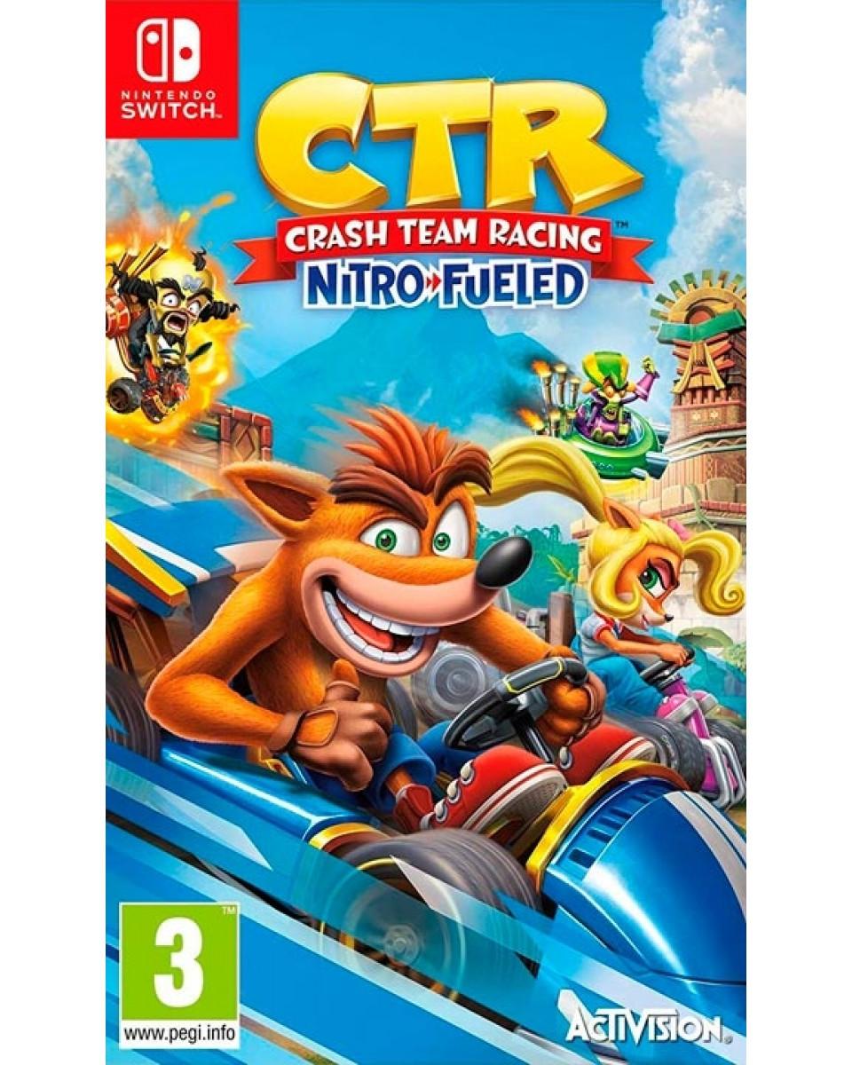 Switch Crash Team Racing - Nitro Fueled