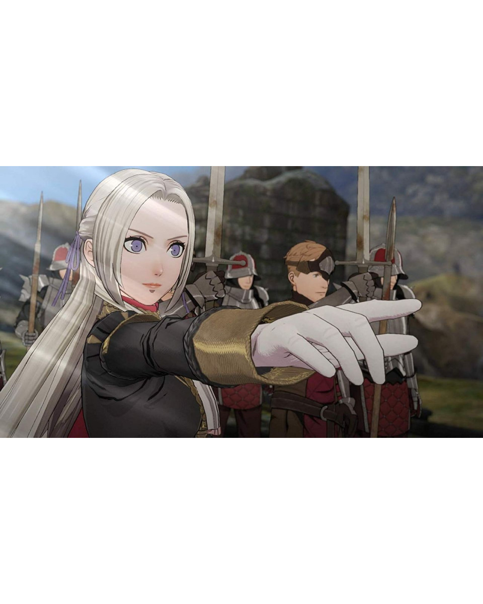 Switch Fire Emblem - Three Houses