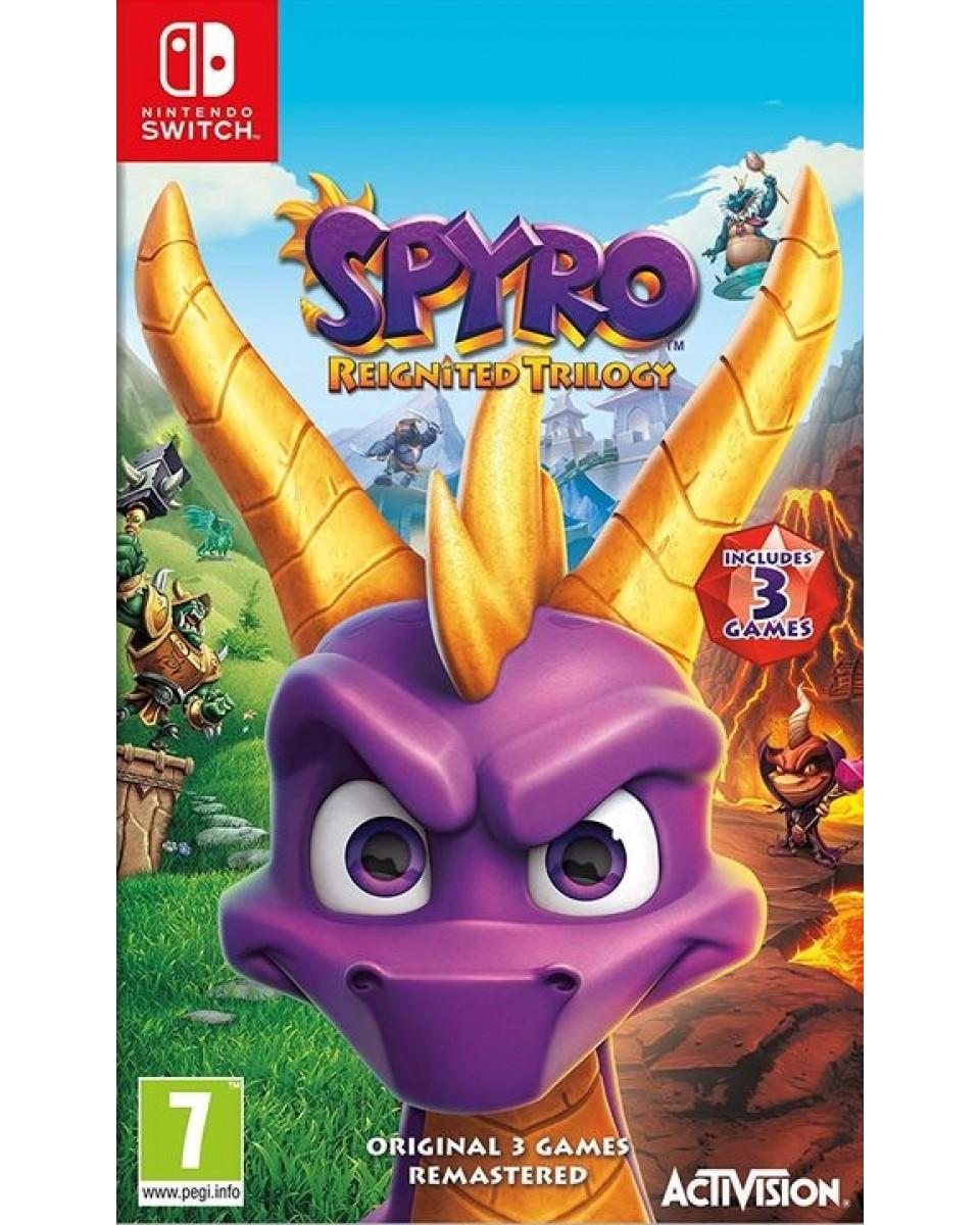 Switch Spyro - Reignited Trilogy