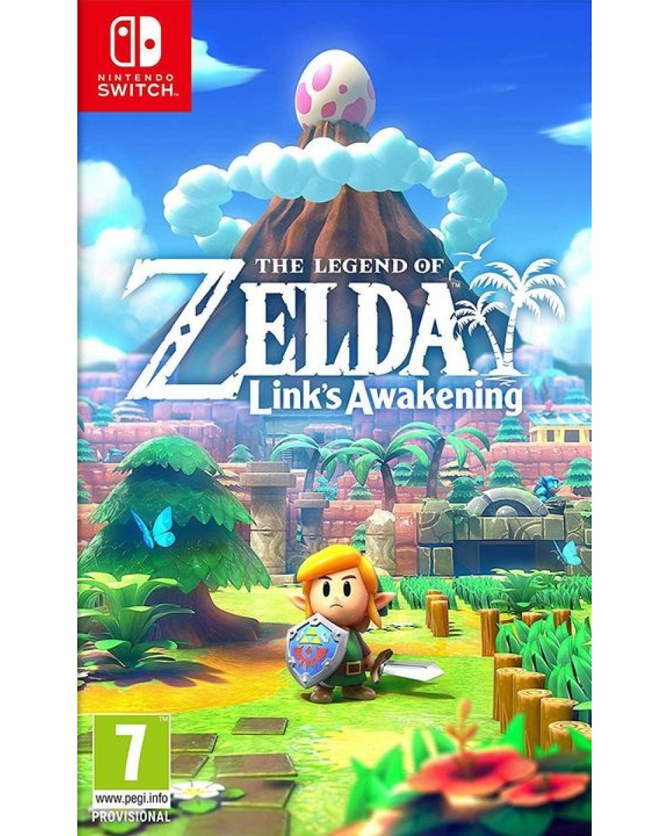 Switch The Legend of Zelda - Link's Awakening
