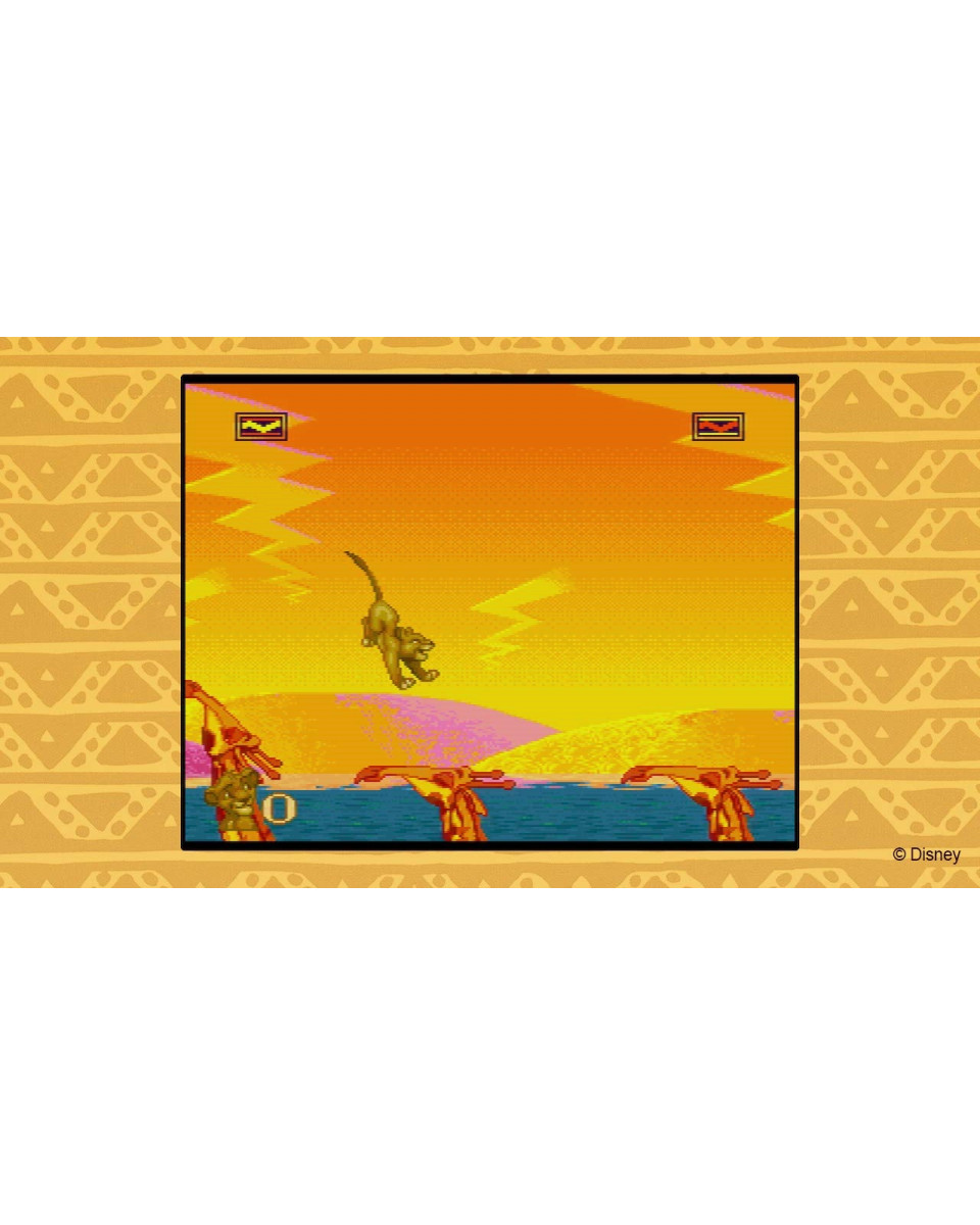 Switch Disney Classic Games - Aladdin And The Lion King