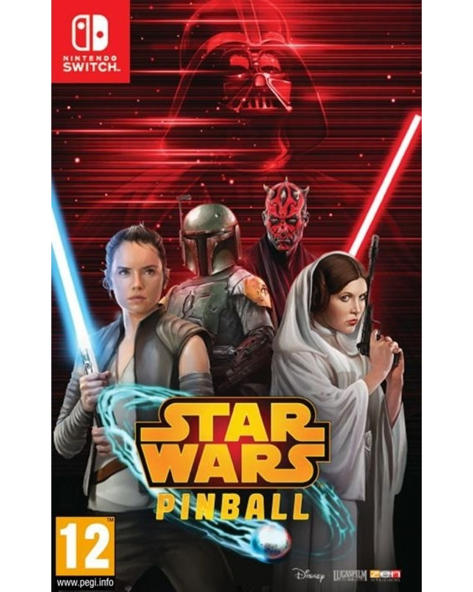 Switch Star Wars Pinball