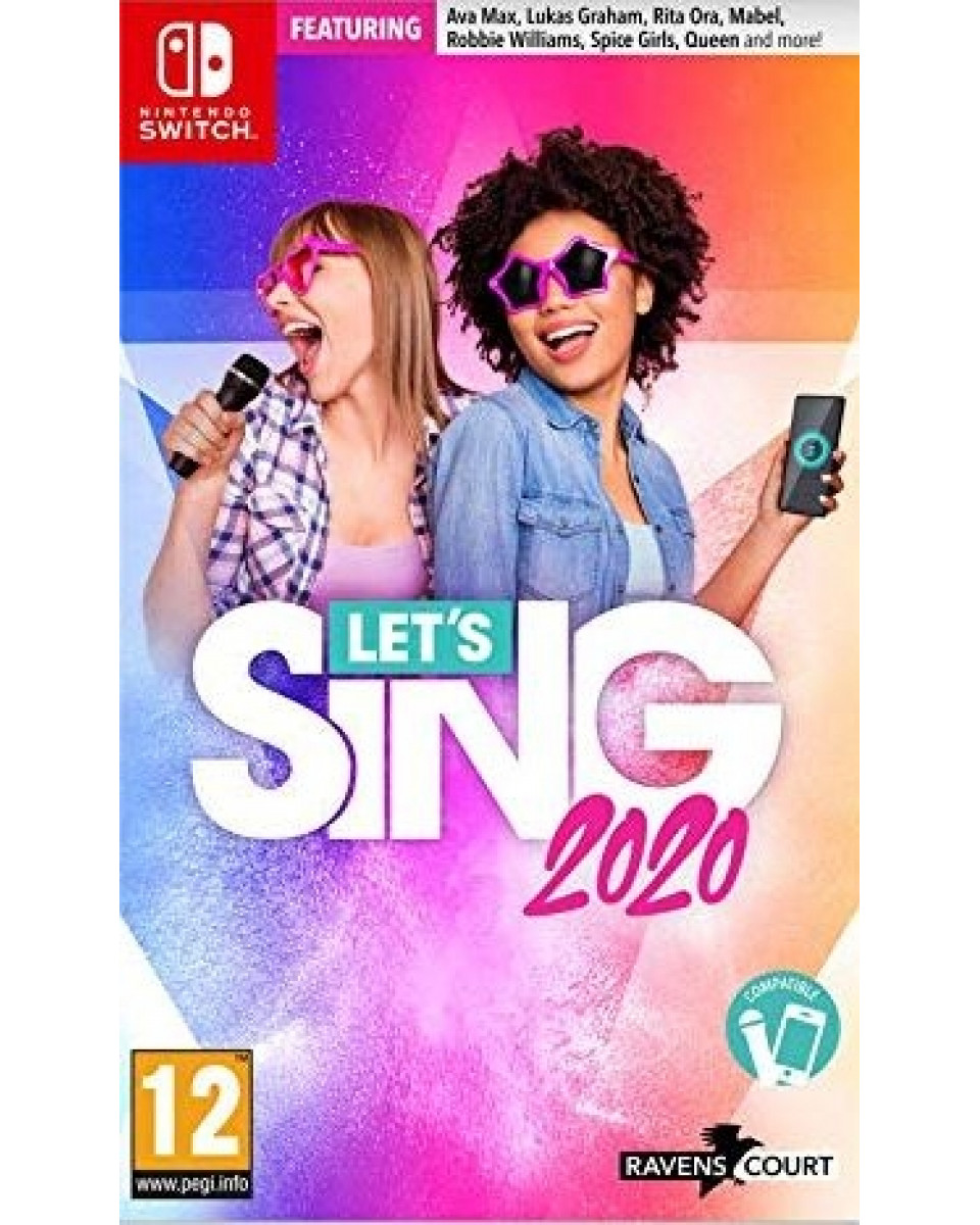 Switch Let's Sing 2020