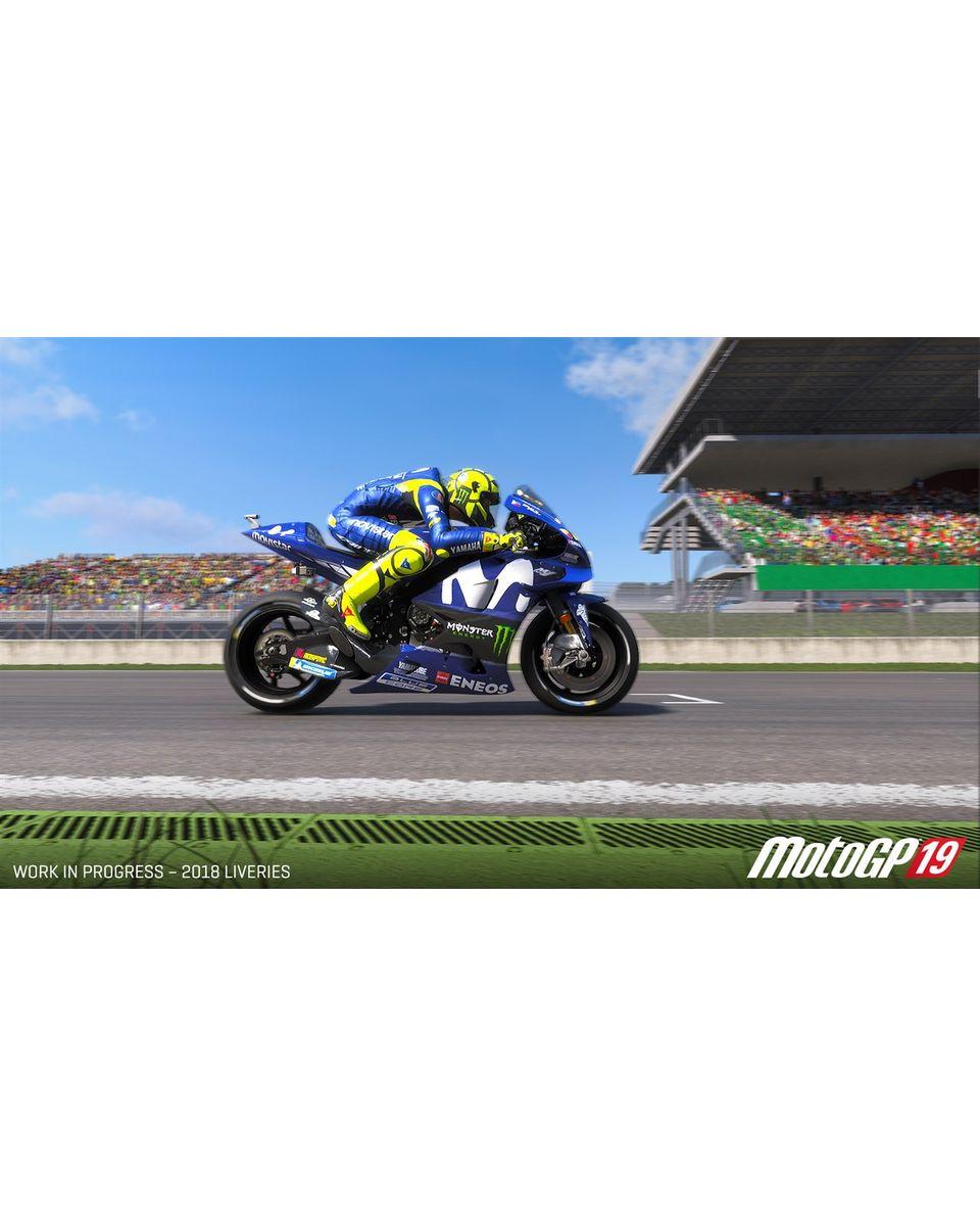 Switch MotoGP 19