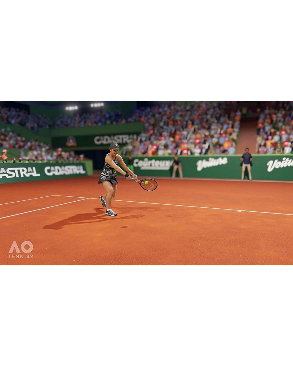 Switch AO Tennis 2