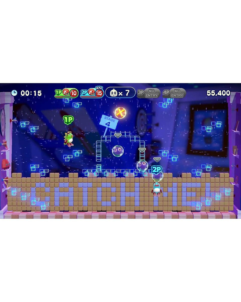 Switch Bubble Bobble 4 Friends - The Baron is Back