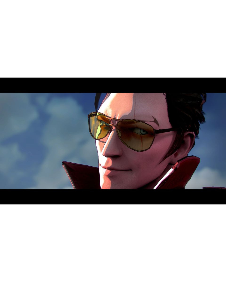 Switch No More Heroes 3