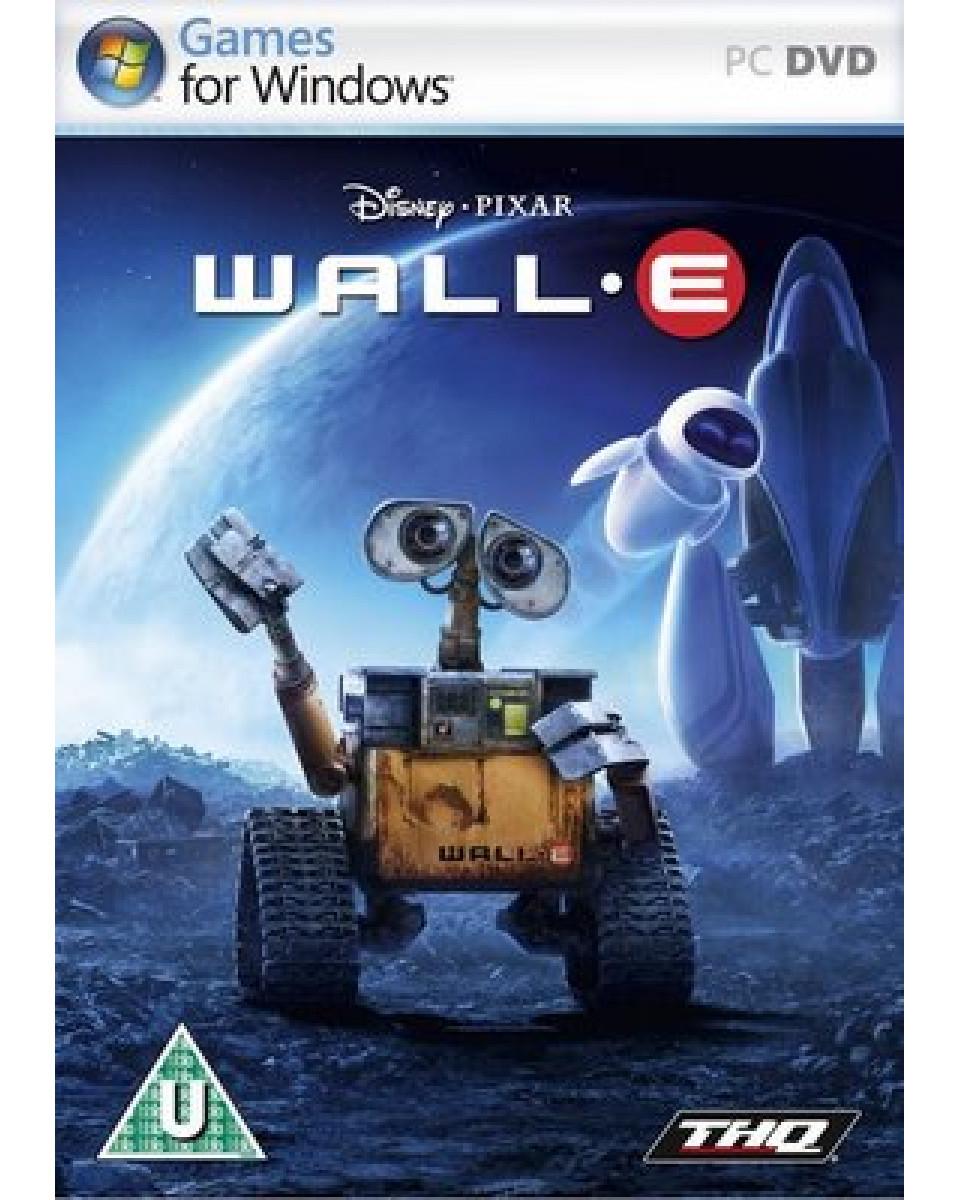 PCG Disney Wall E