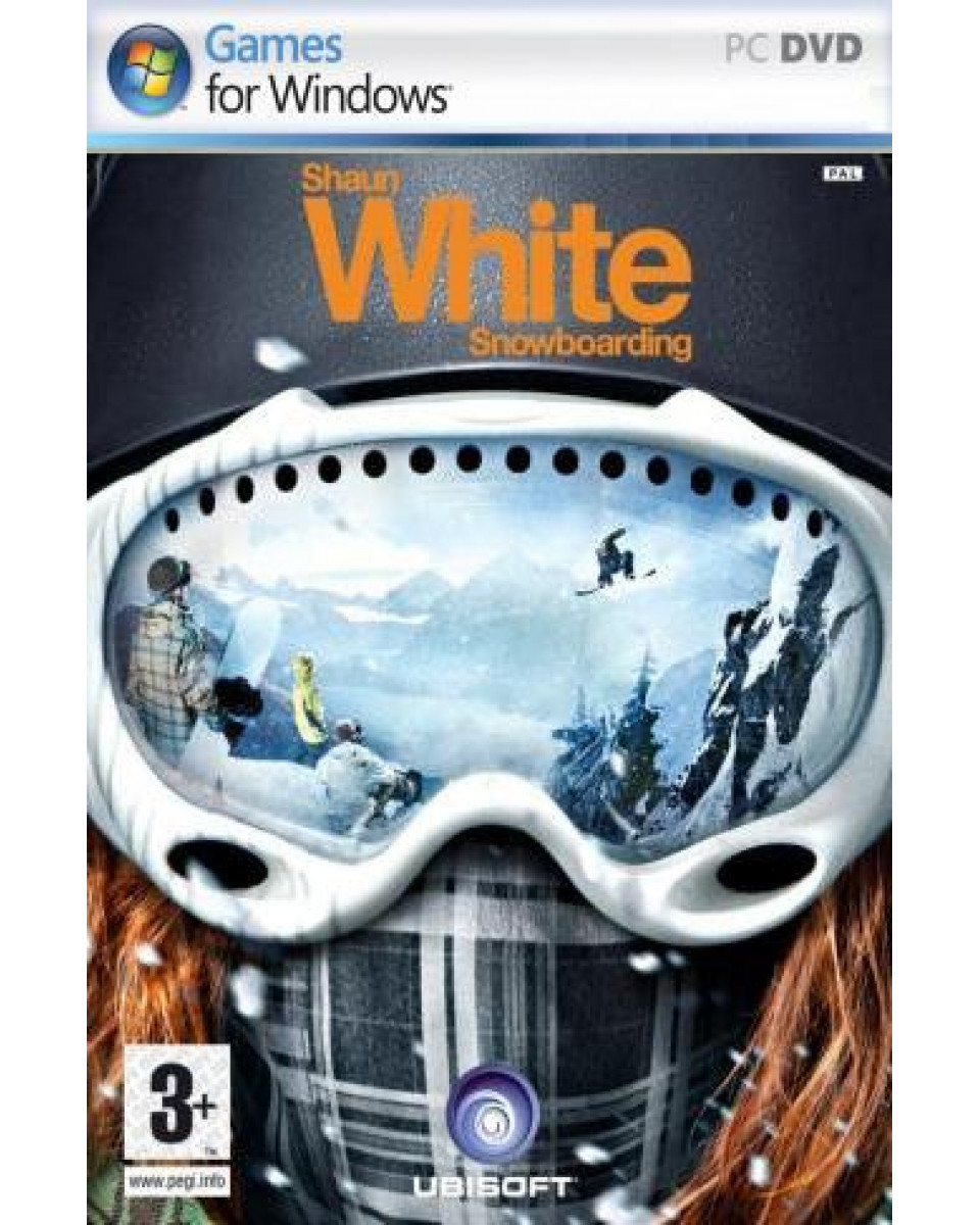 PCG Shaun White Snowboarding