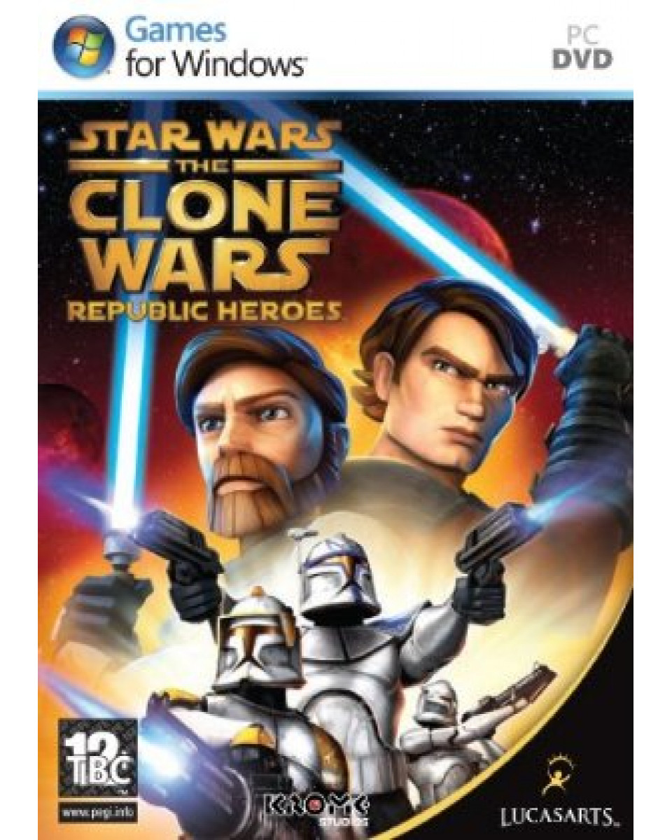 PCG Star Wars - The Clone Wars Republic Heroes