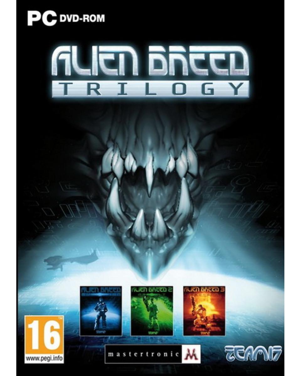 PCG Alien Breed Trilogy