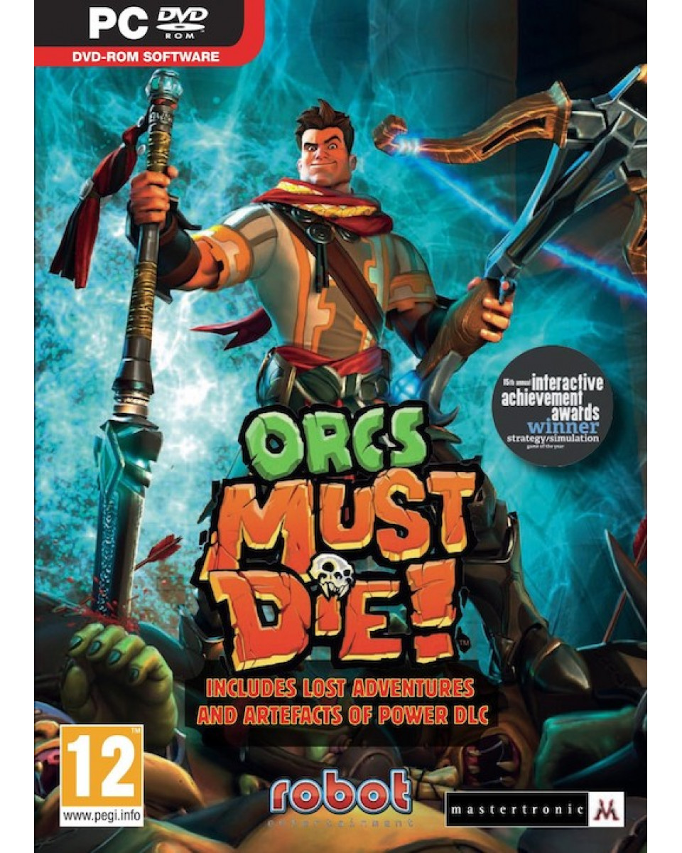 PCG Orcs Must Die
