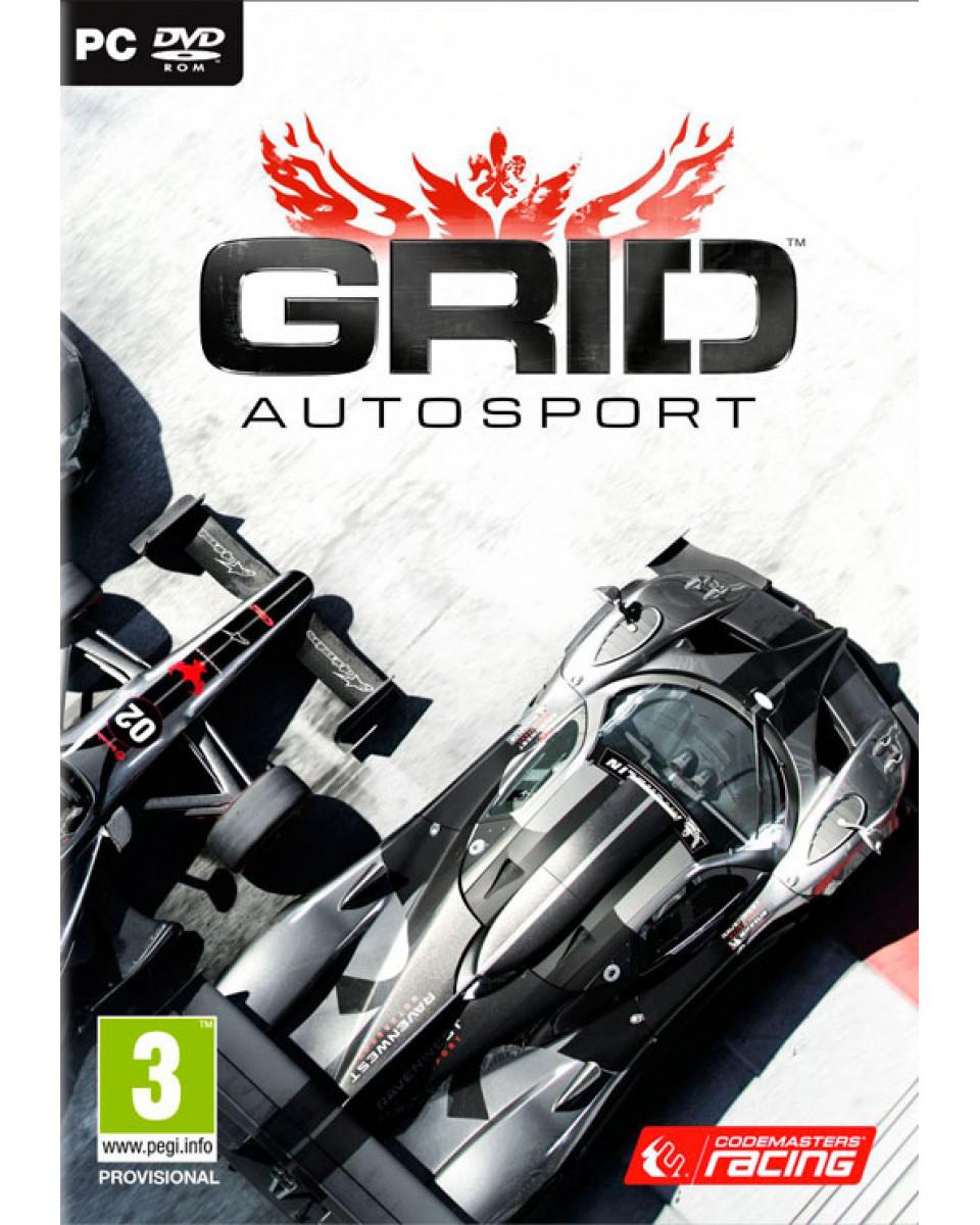 PCG Grid Autosport - Limited Black Edition