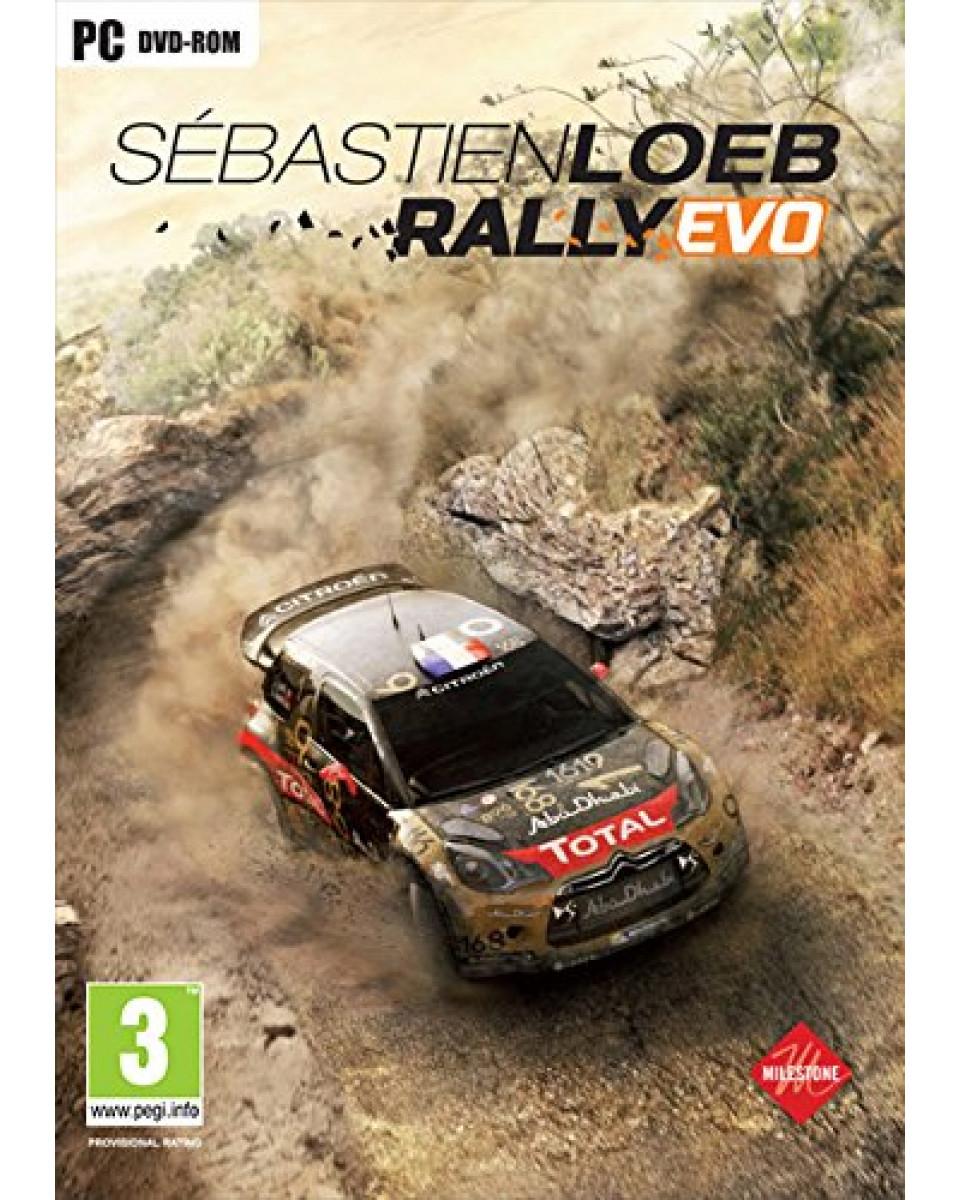 PCG Sebastien Loeb Rally EVO