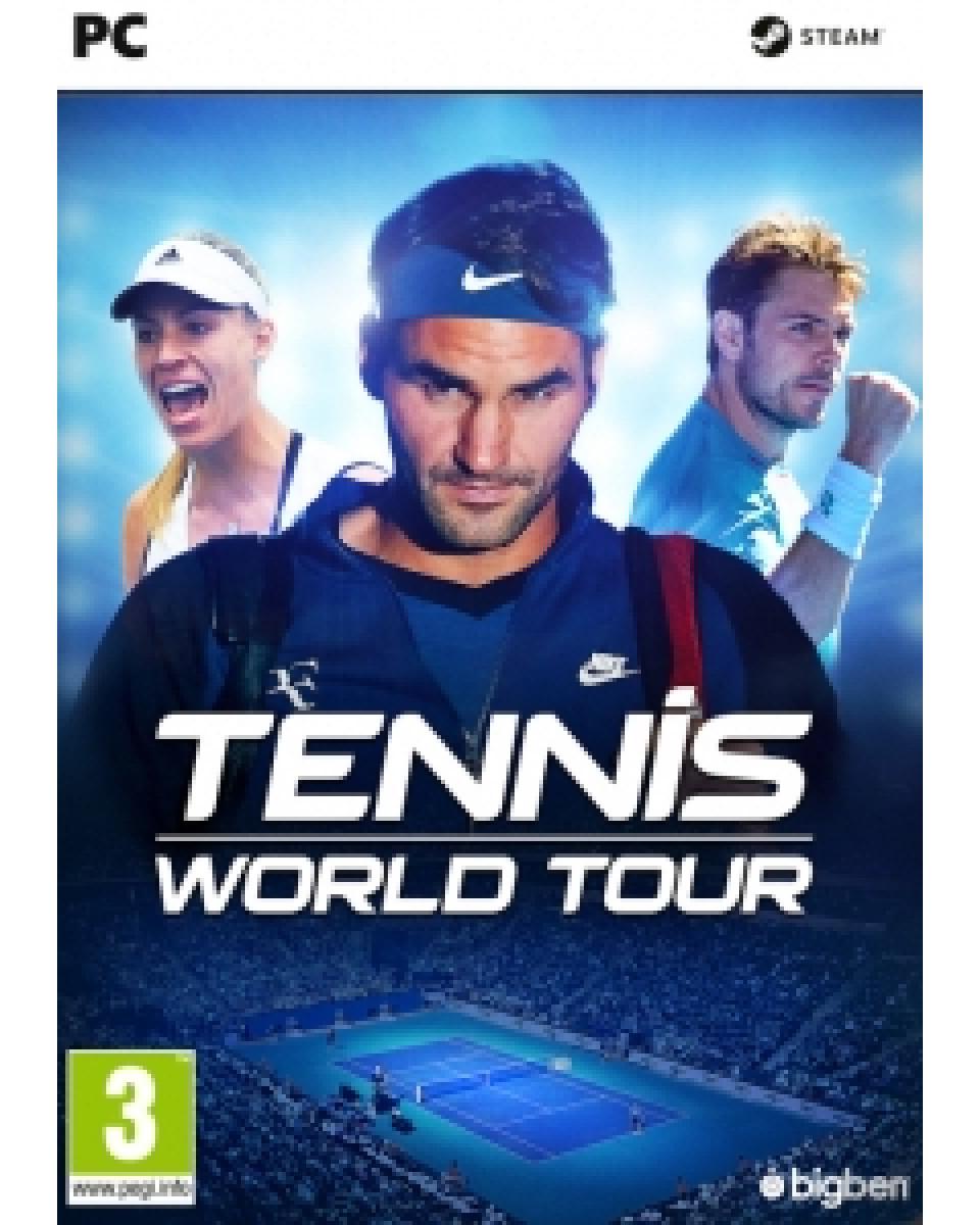 PCG Tennis World Tour