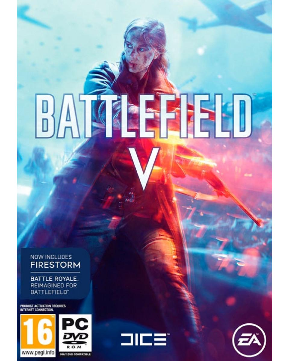 PCG Battlefield 5