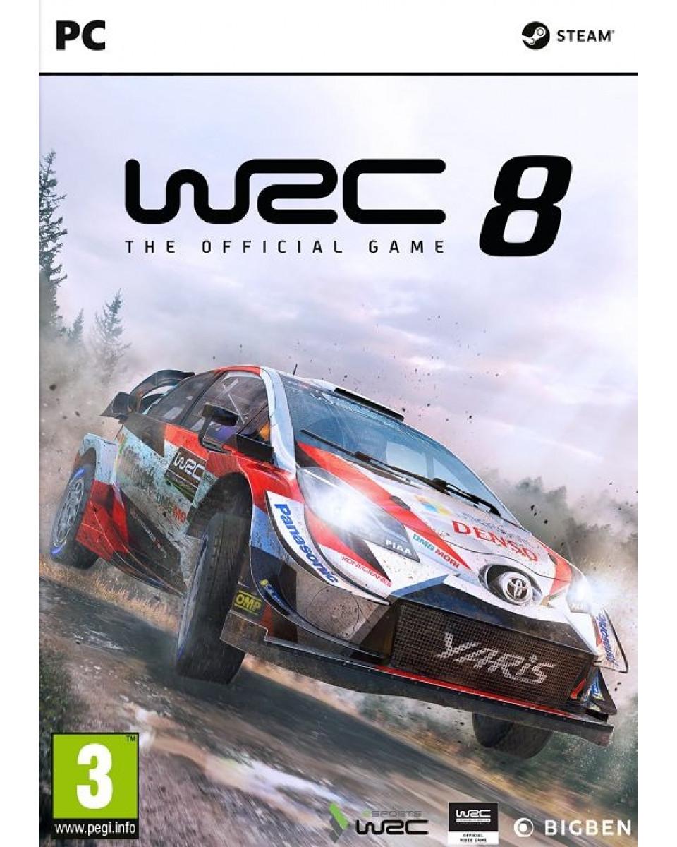 PCG WRC 8