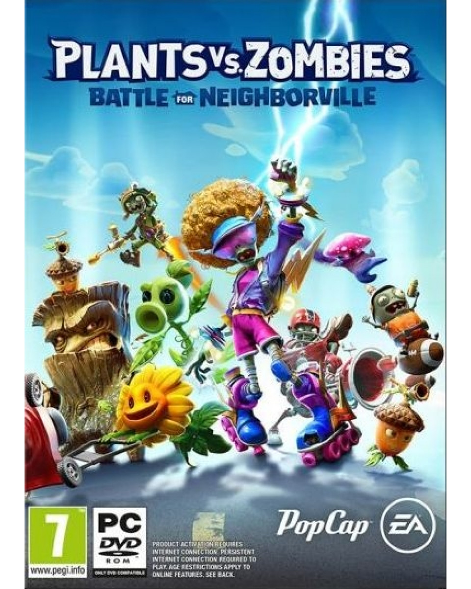PCG Plants vs. Zombies - Battle For Neighborville
