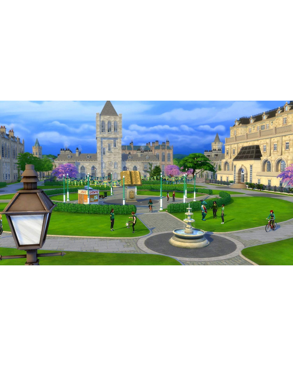 PCG The Sims 4 - Expansion Discover University