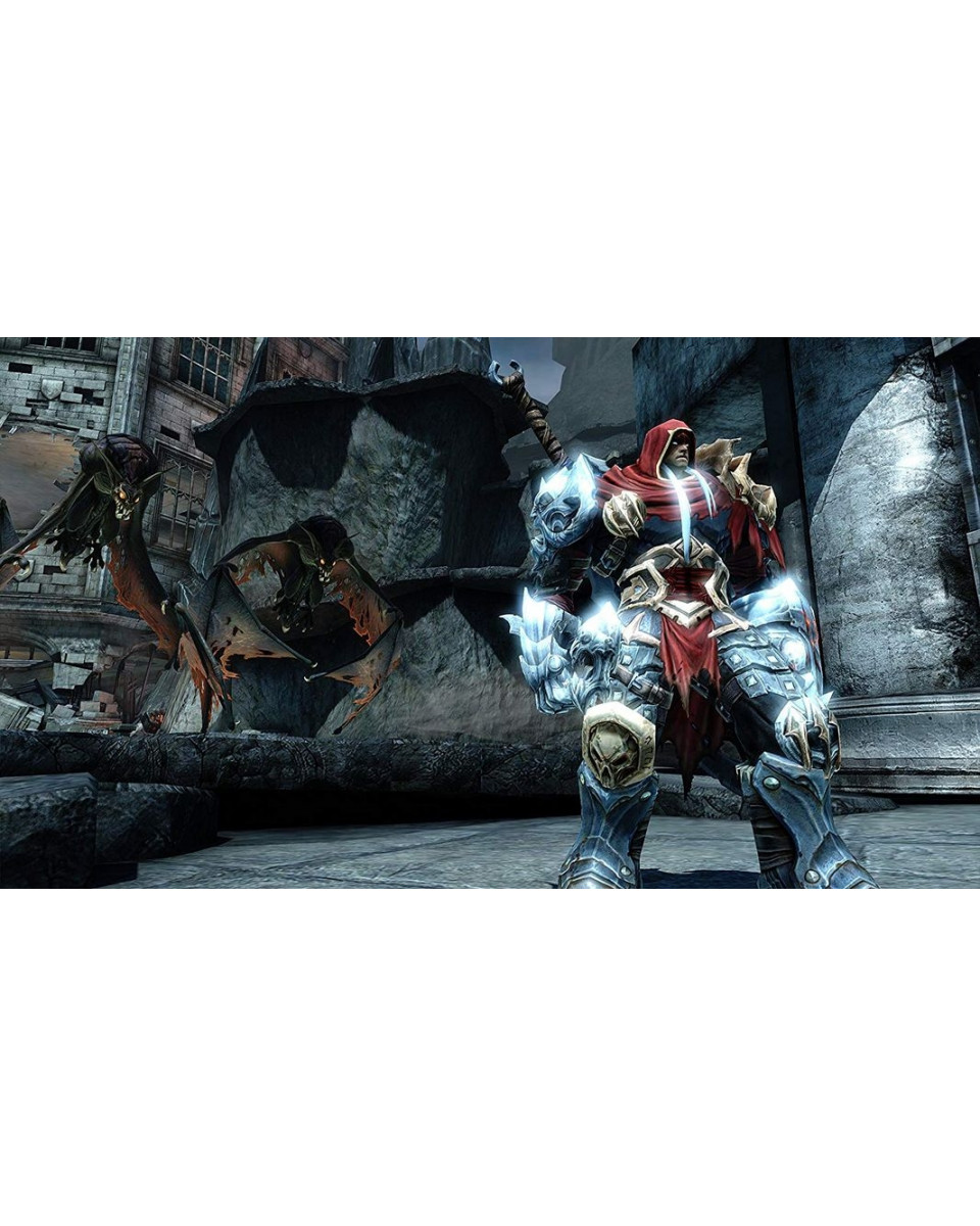 PCG Darksiders Warmastered Edition