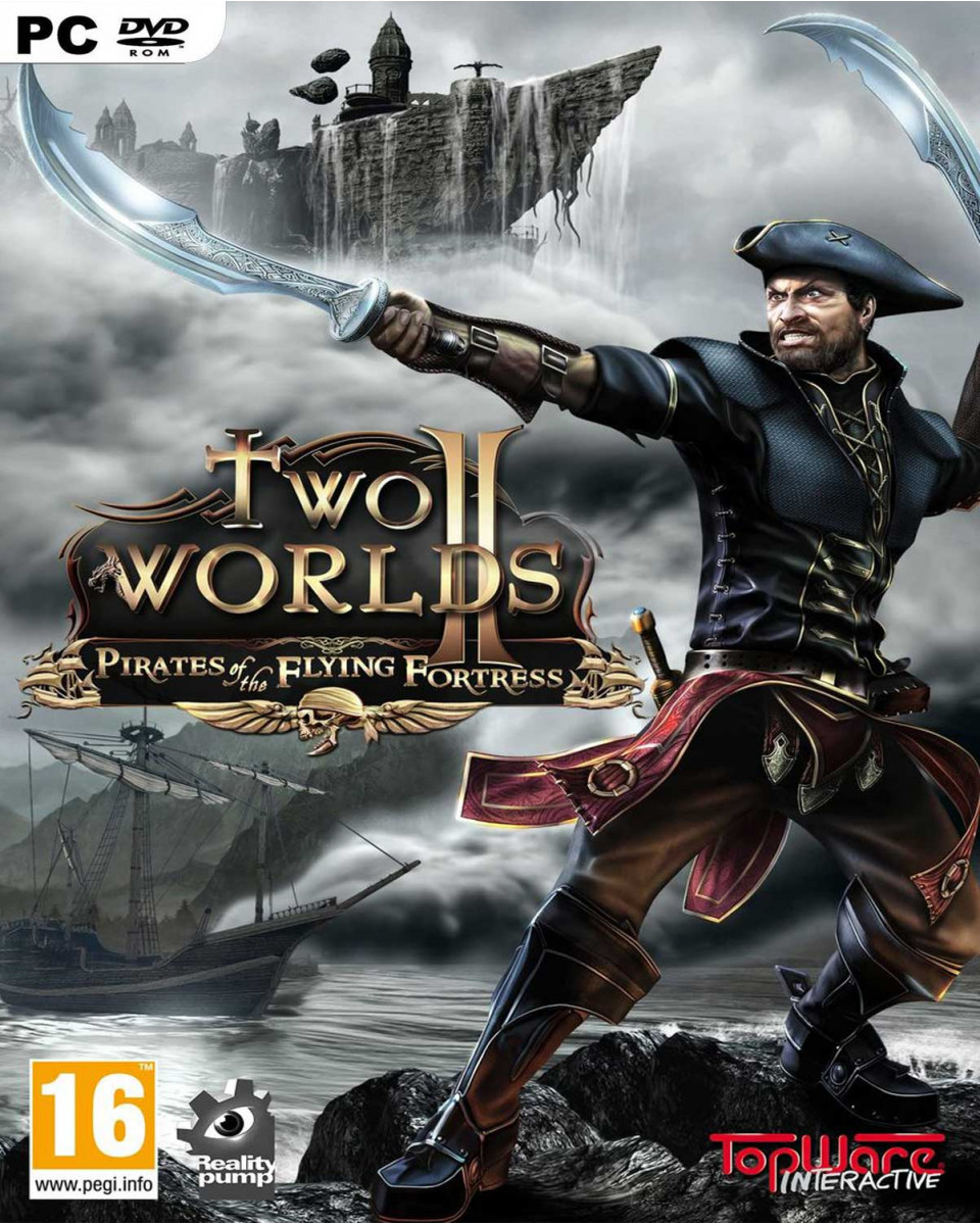 PCG Two Worlds 2 + Pirates Of The Flying fortress