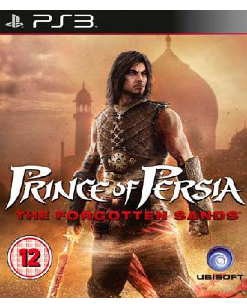 PS3 Prince Of Persia - The Forgotten Sands