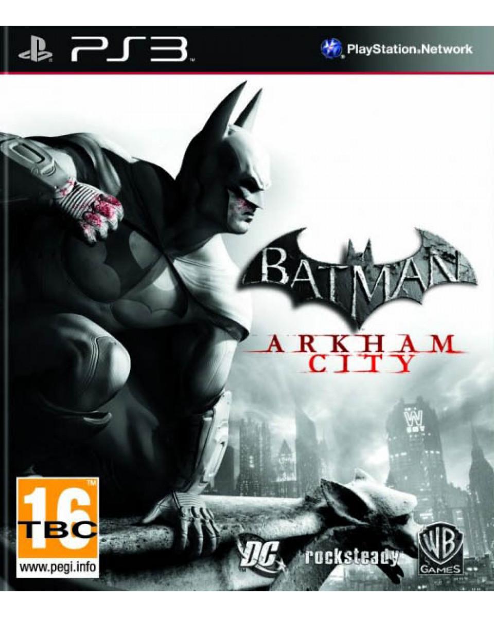 PS3 Batman - Arkham City