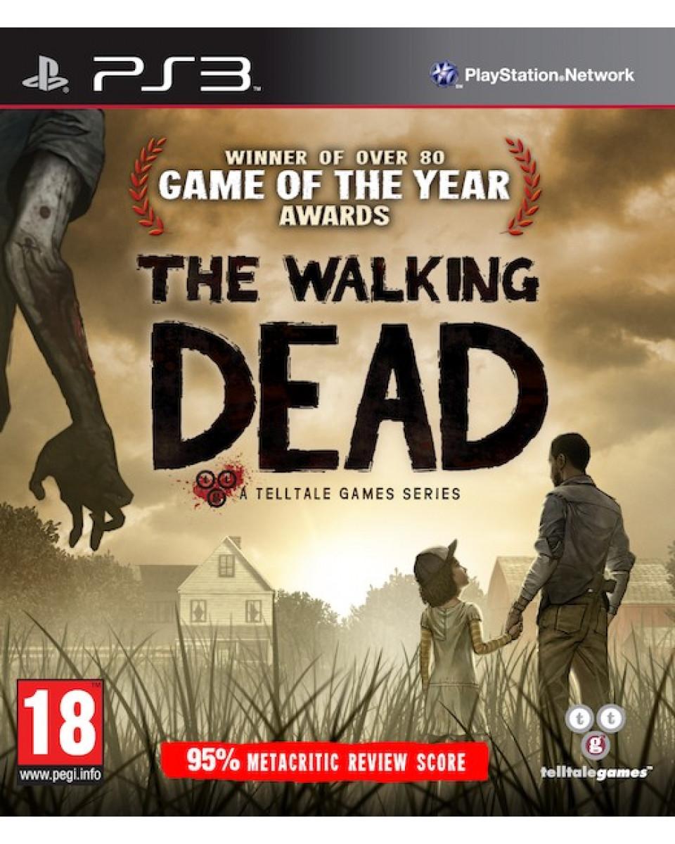 PS3 The Walking Dead
