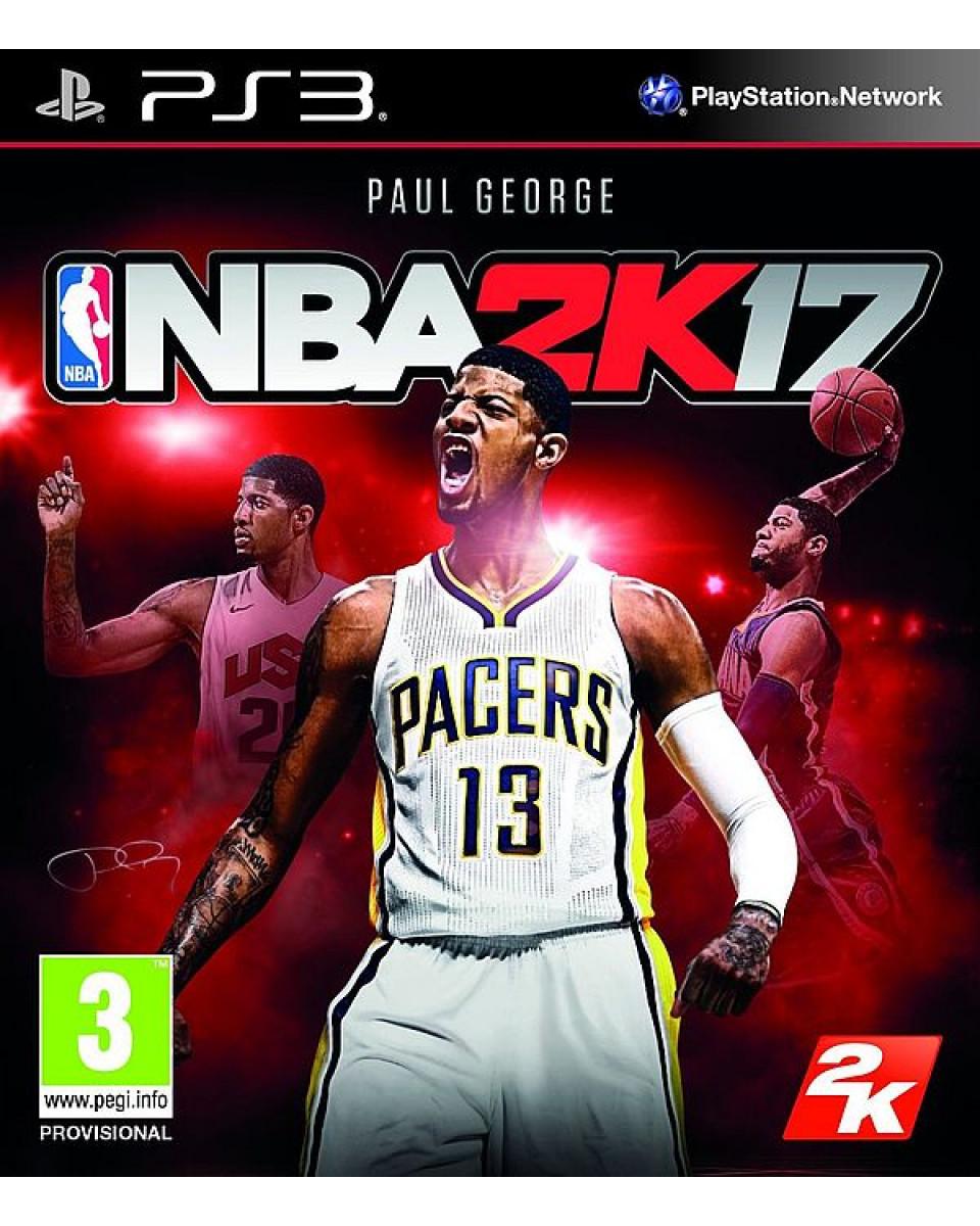 PS3 NBA 2K17