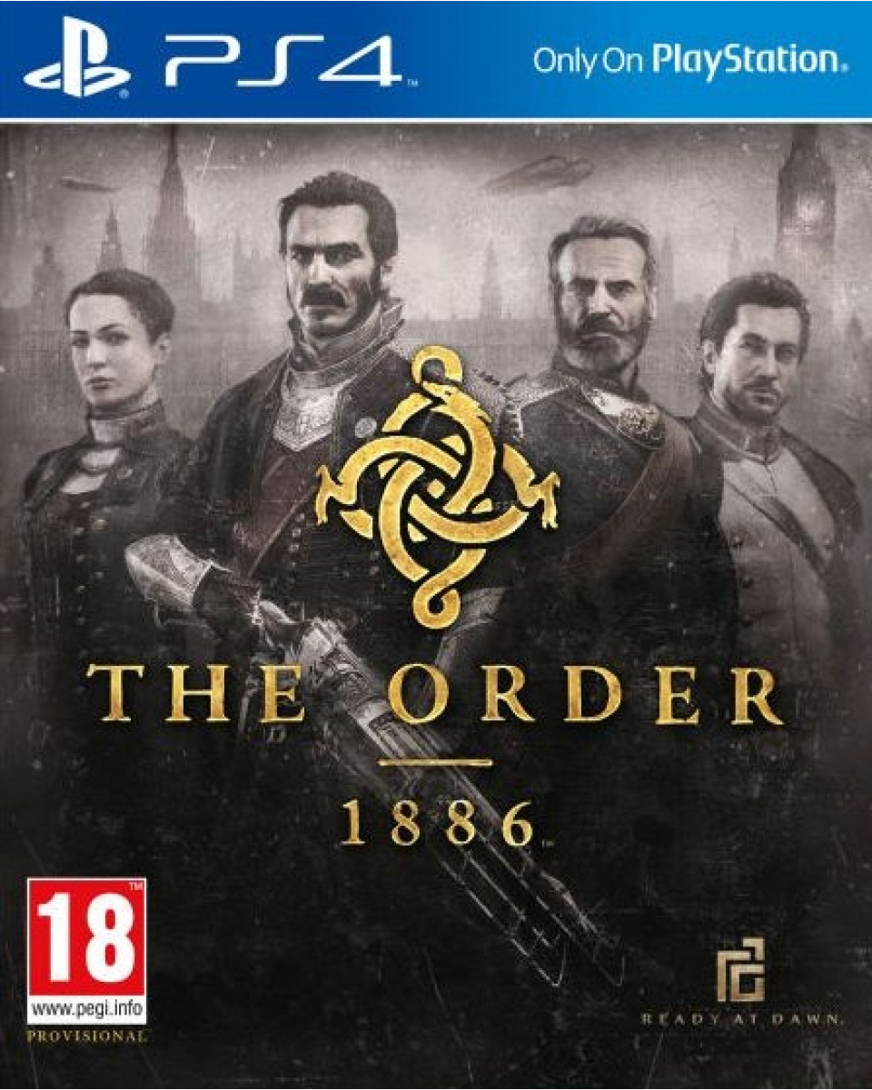 PS4 The Order 1886